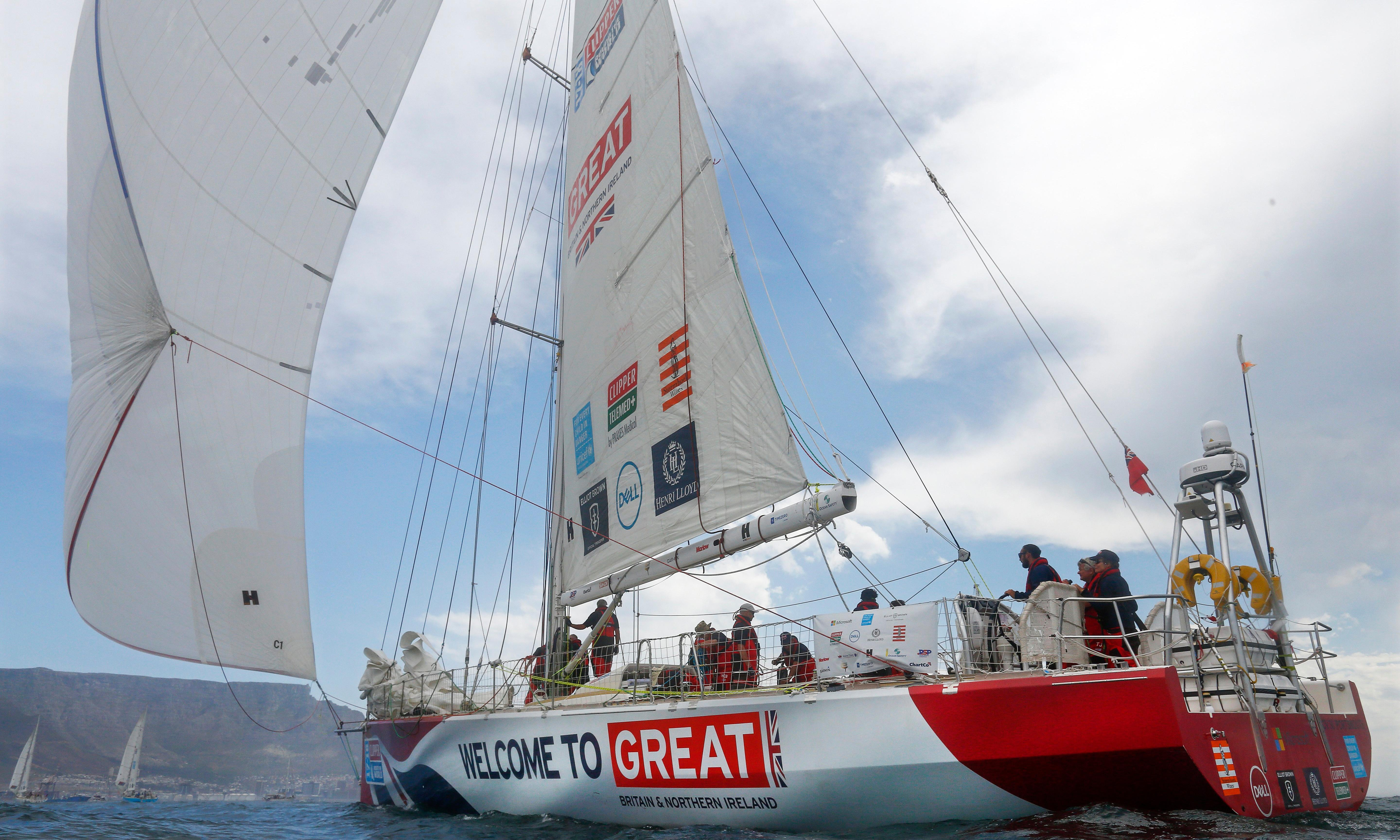 Simon Speirs' family fear more lives could be at risk in Clipper race