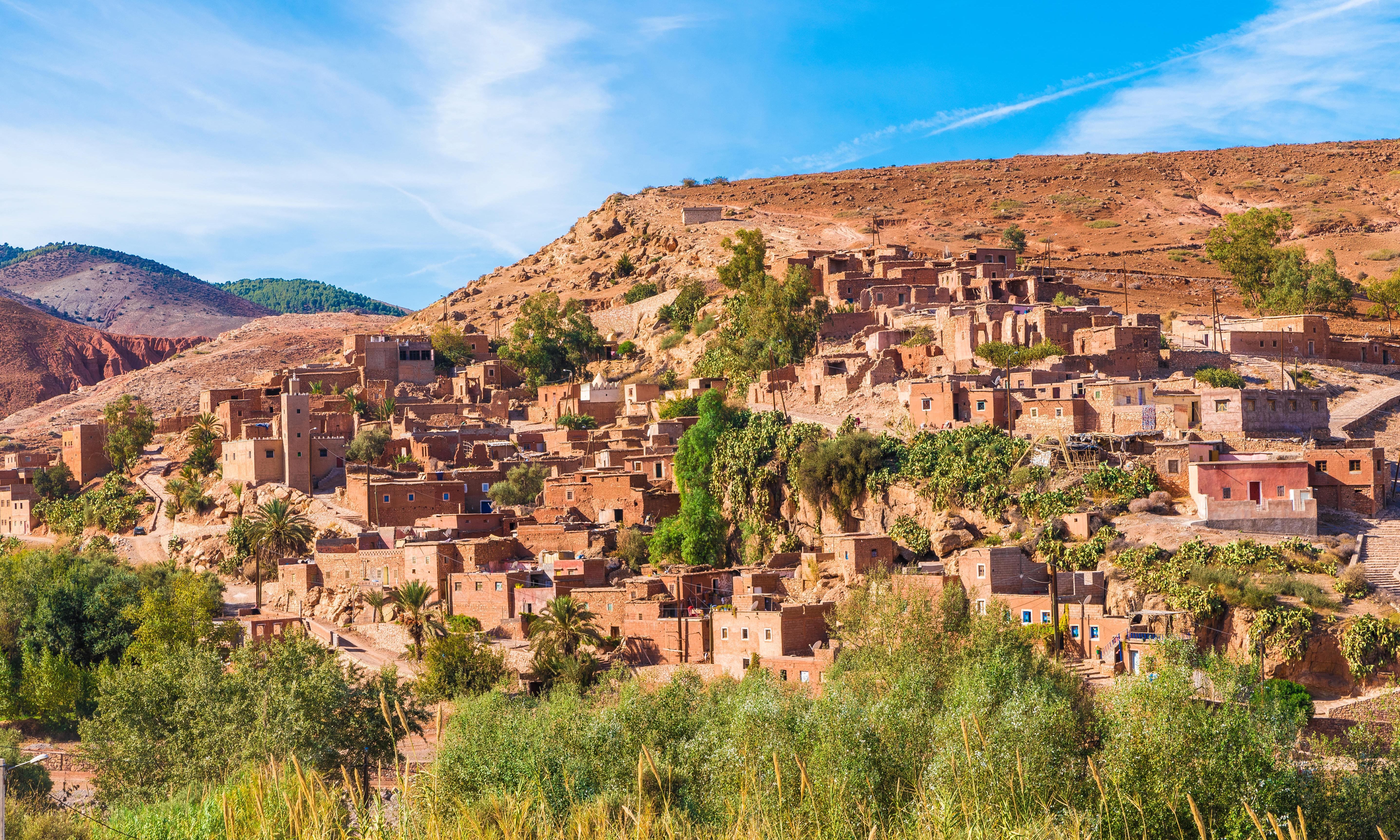Jewel of the Atlas: mining for pleasure in a Berber retreat