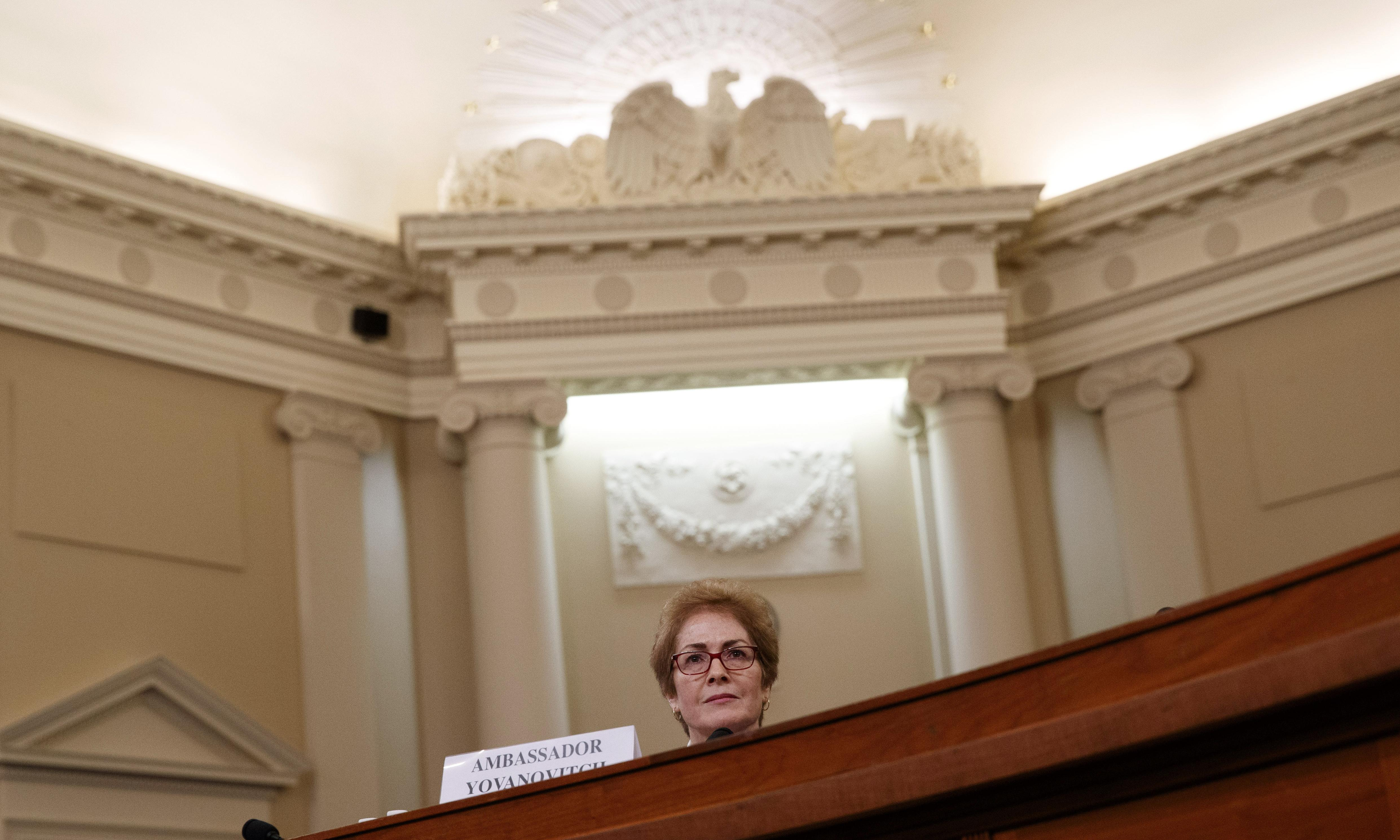 The impeachment hearings are a battle between oligarchy and democracy