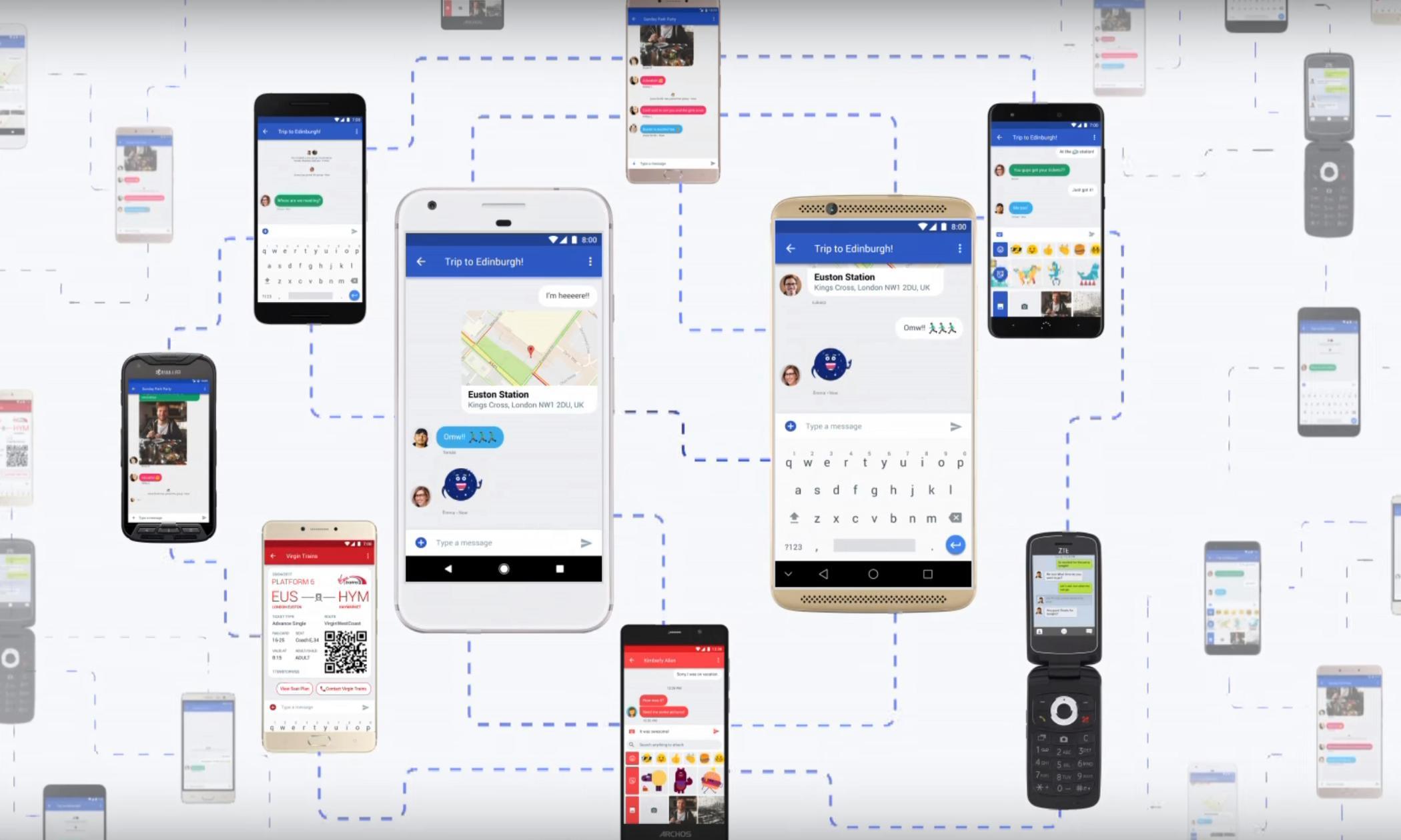 Chat: Google's big shot at killing Apple's iMessage