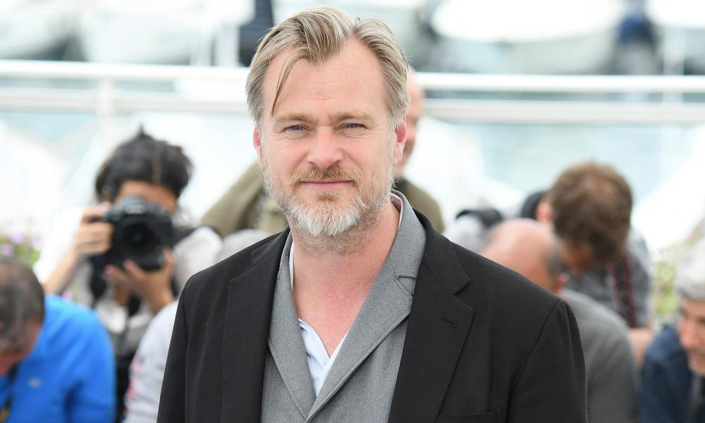 Christopher Nolan at Cannes