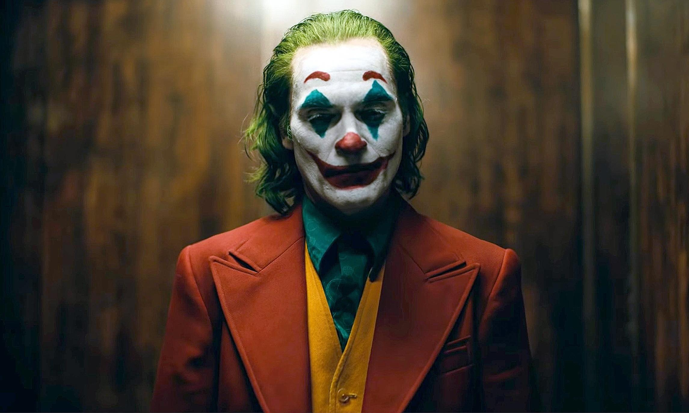 Joker strives to capture our cultural moment – but it's smug and banal at heart