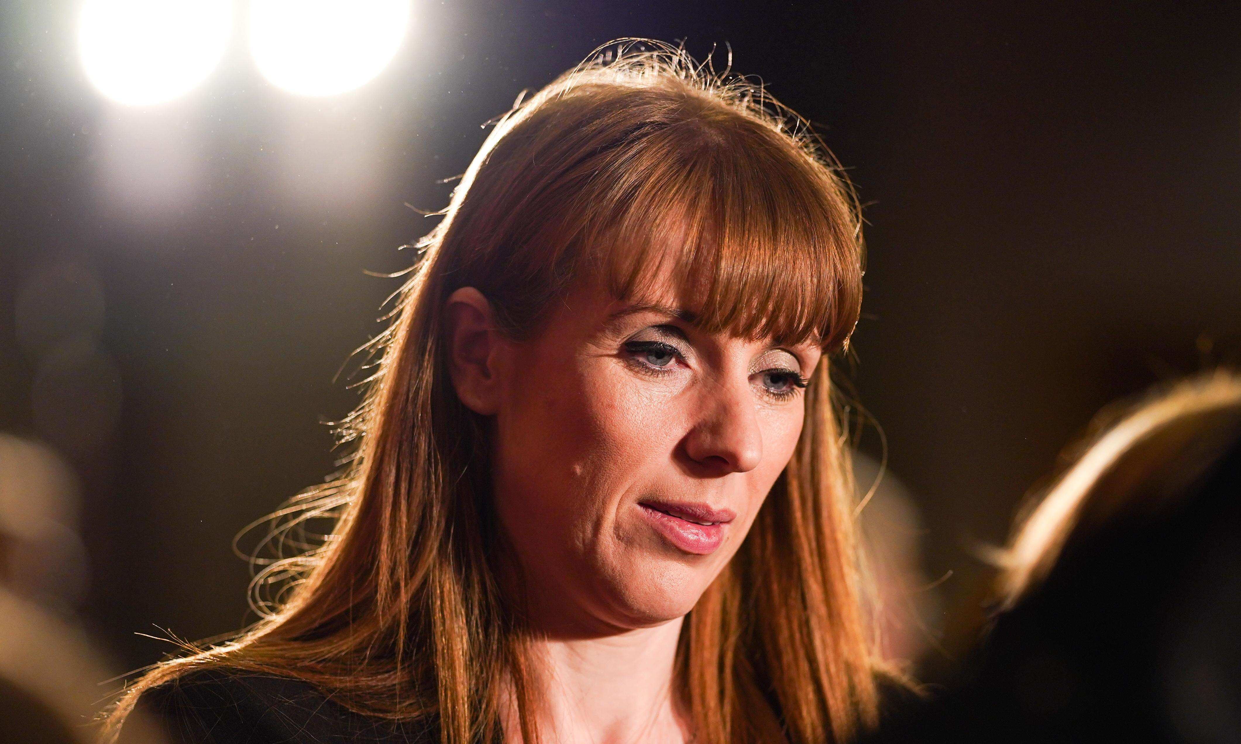 Angela Rayner: Corbyn did not command respect from Labour
