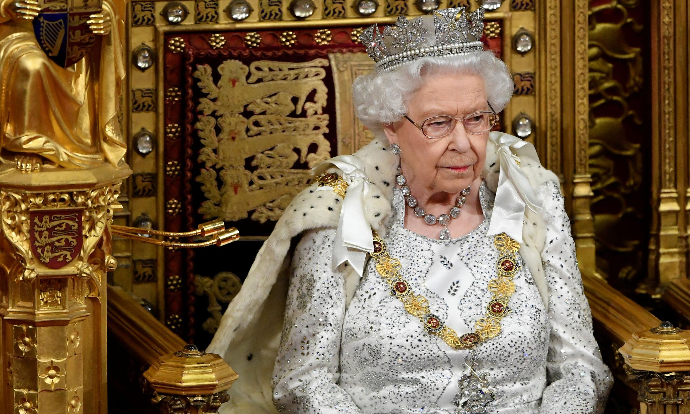 Queen's speech reveals tougher jail terms and end to free movement
