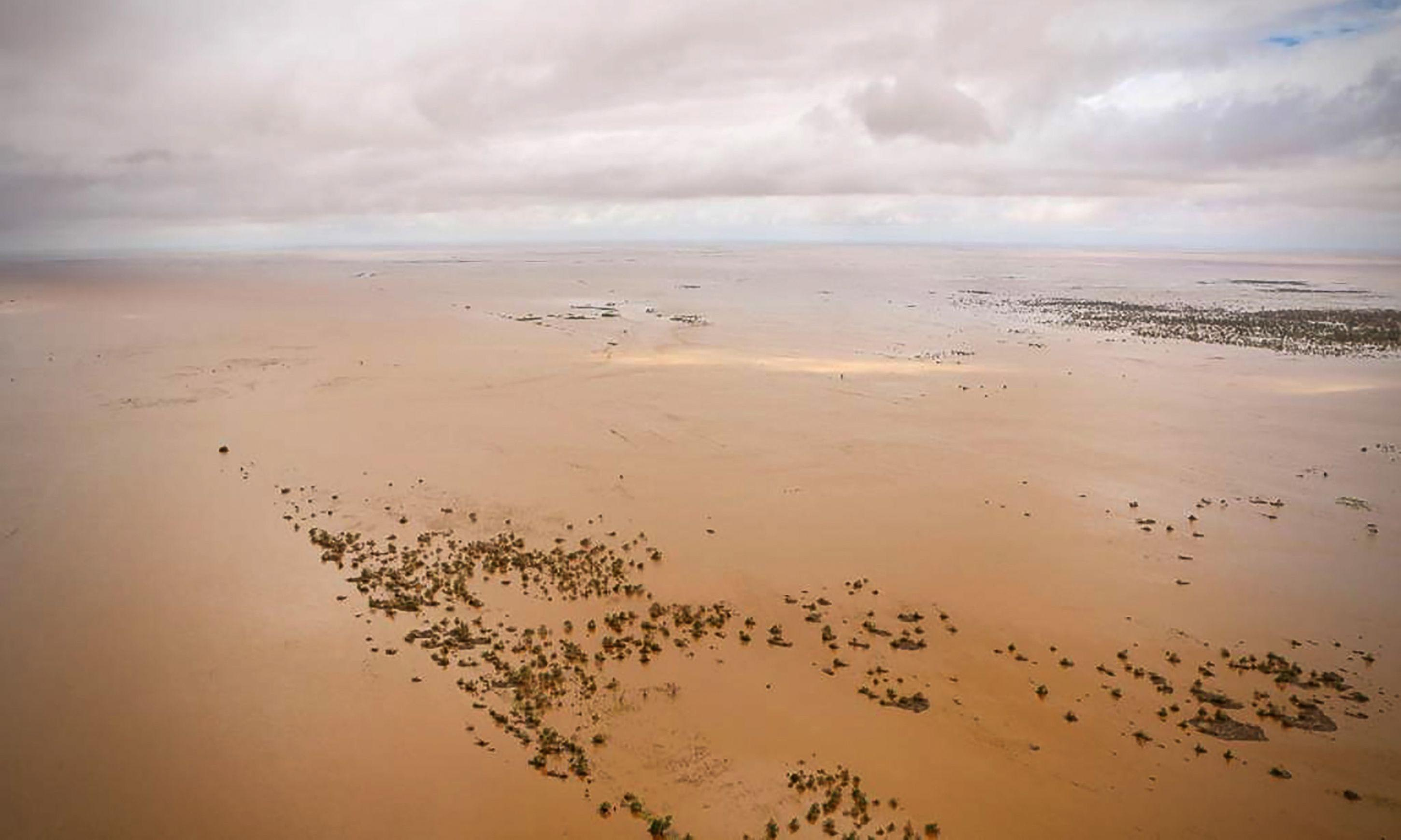 Cyclone Idai brings devastation to Mozambique – visual guide