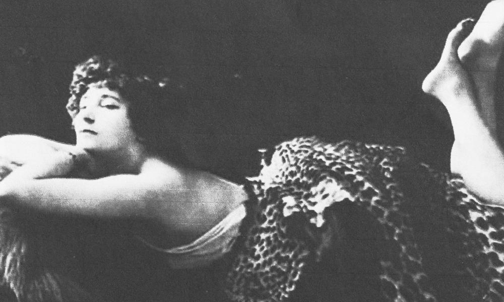 Colette, who also worked as a dancer.
