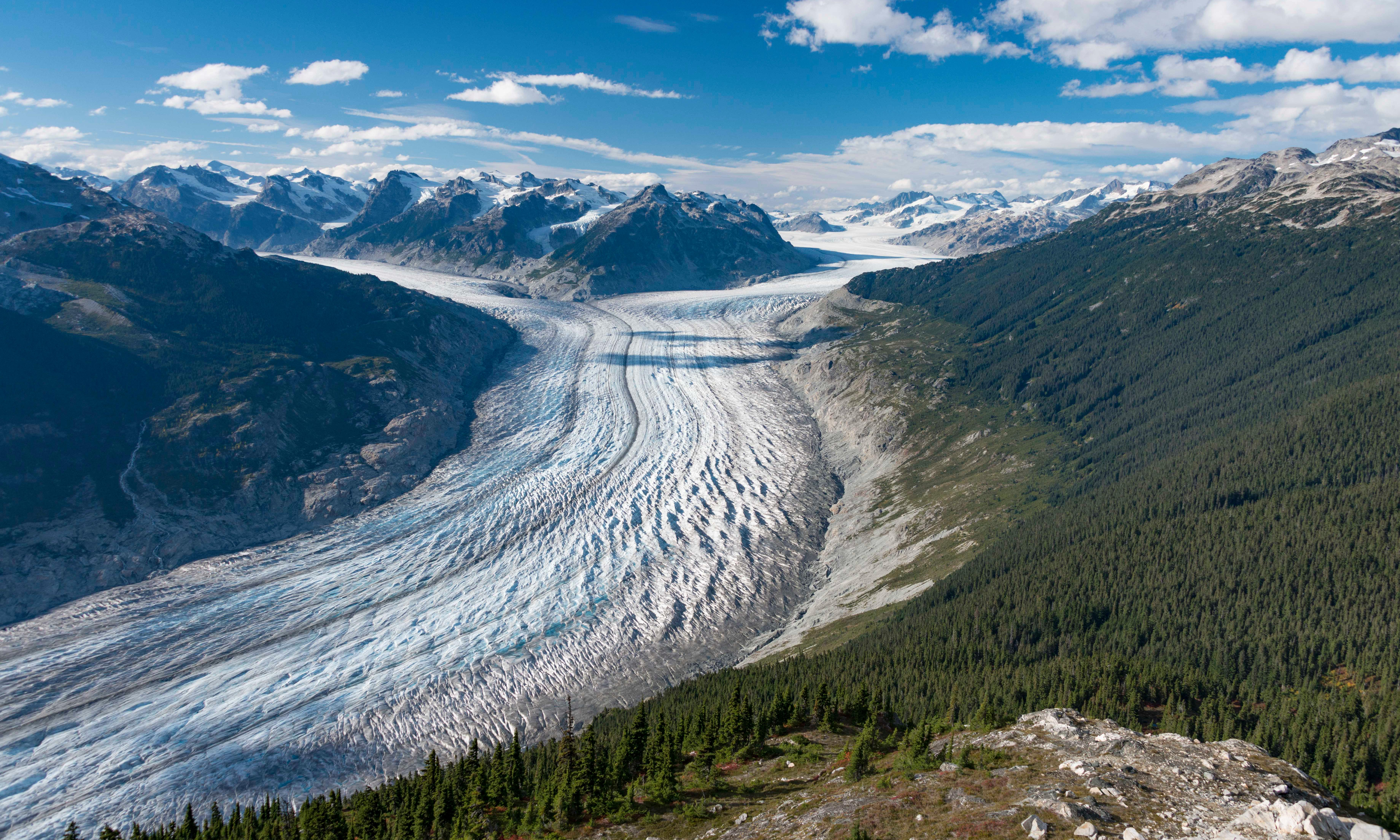 North American glaciers melting much faster than 10 years ago – study