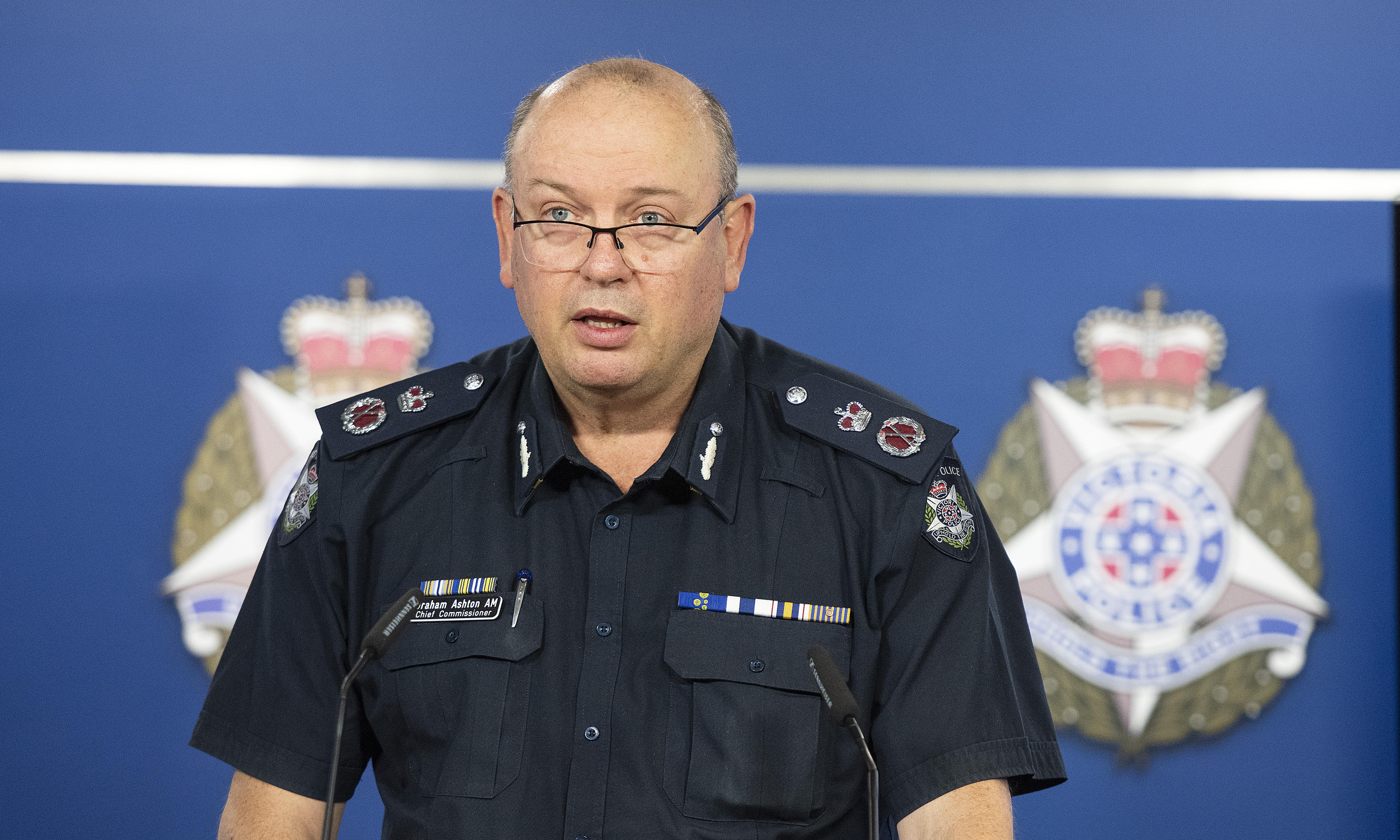 Victoria police say sorry to LGBTIQ+ community for causing 'unacceptable harm'