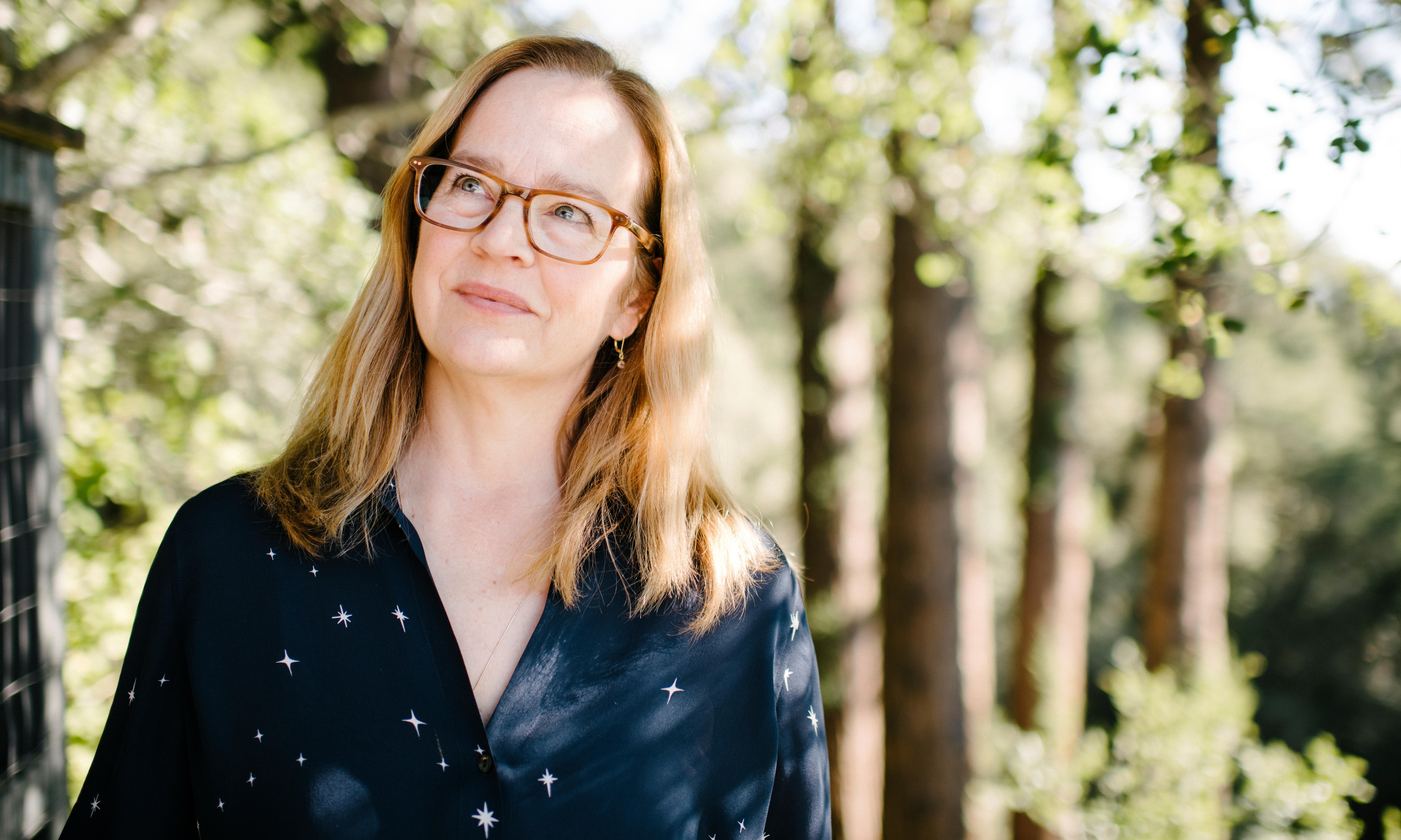 Paula Saunders: 'Meditation helped me to calm down'