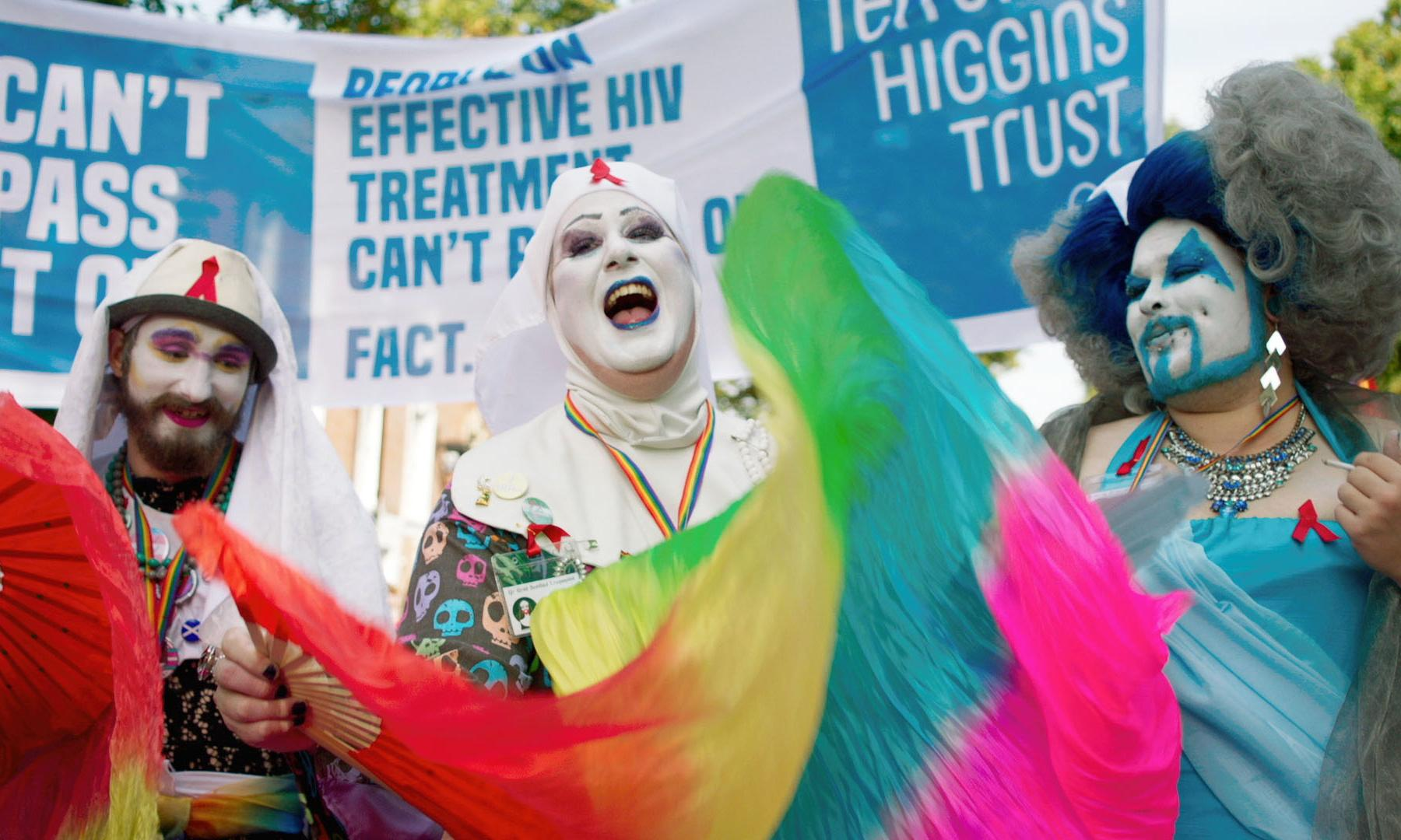 Are You Proud? review – overambitious Pride documentary
