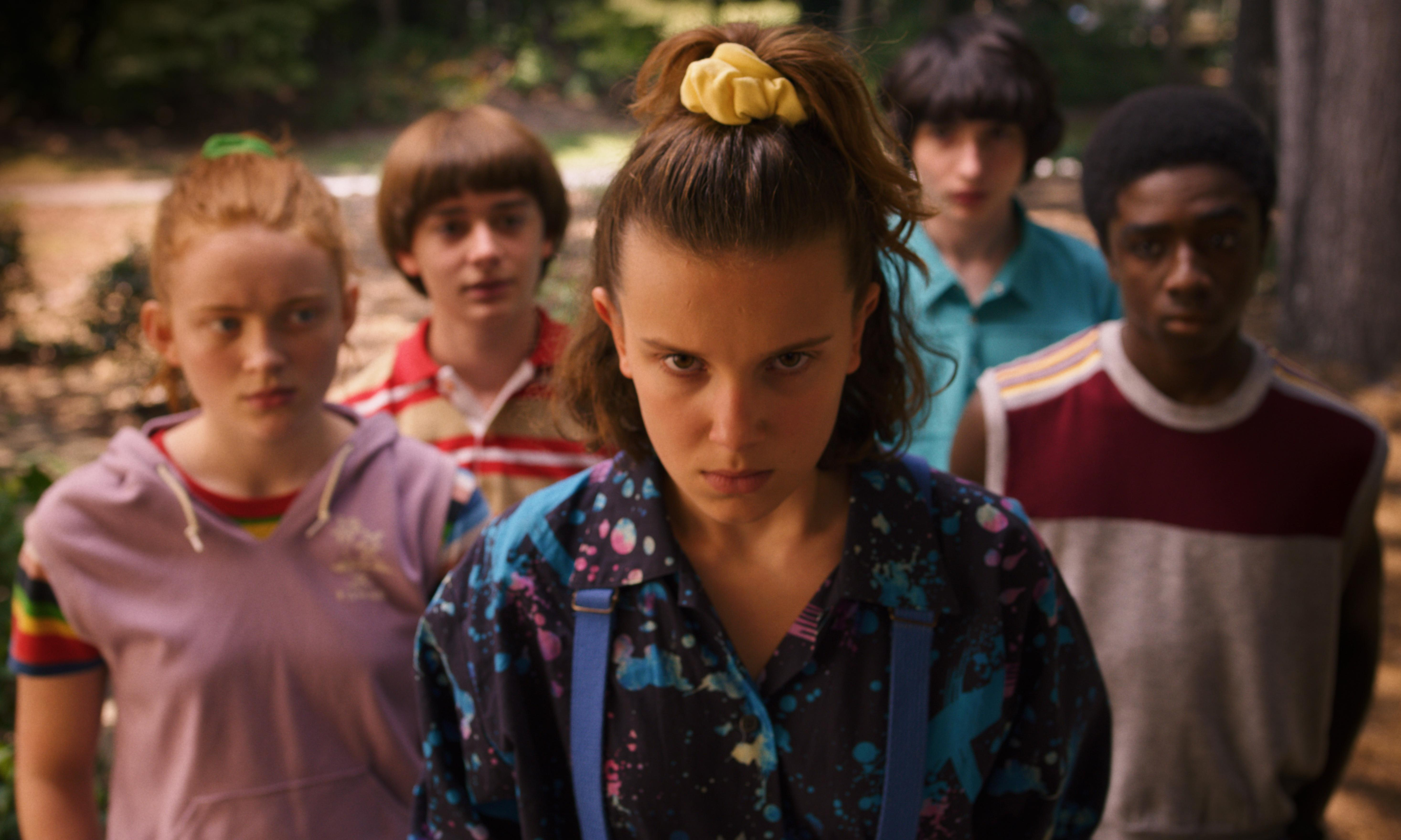 Stranger Things 3 review – still frightening as hell, but far more fun