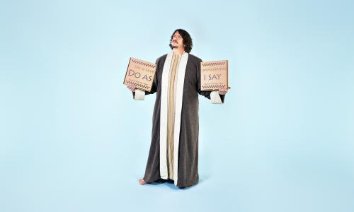Jay Rayner The Ten Commandments of Food