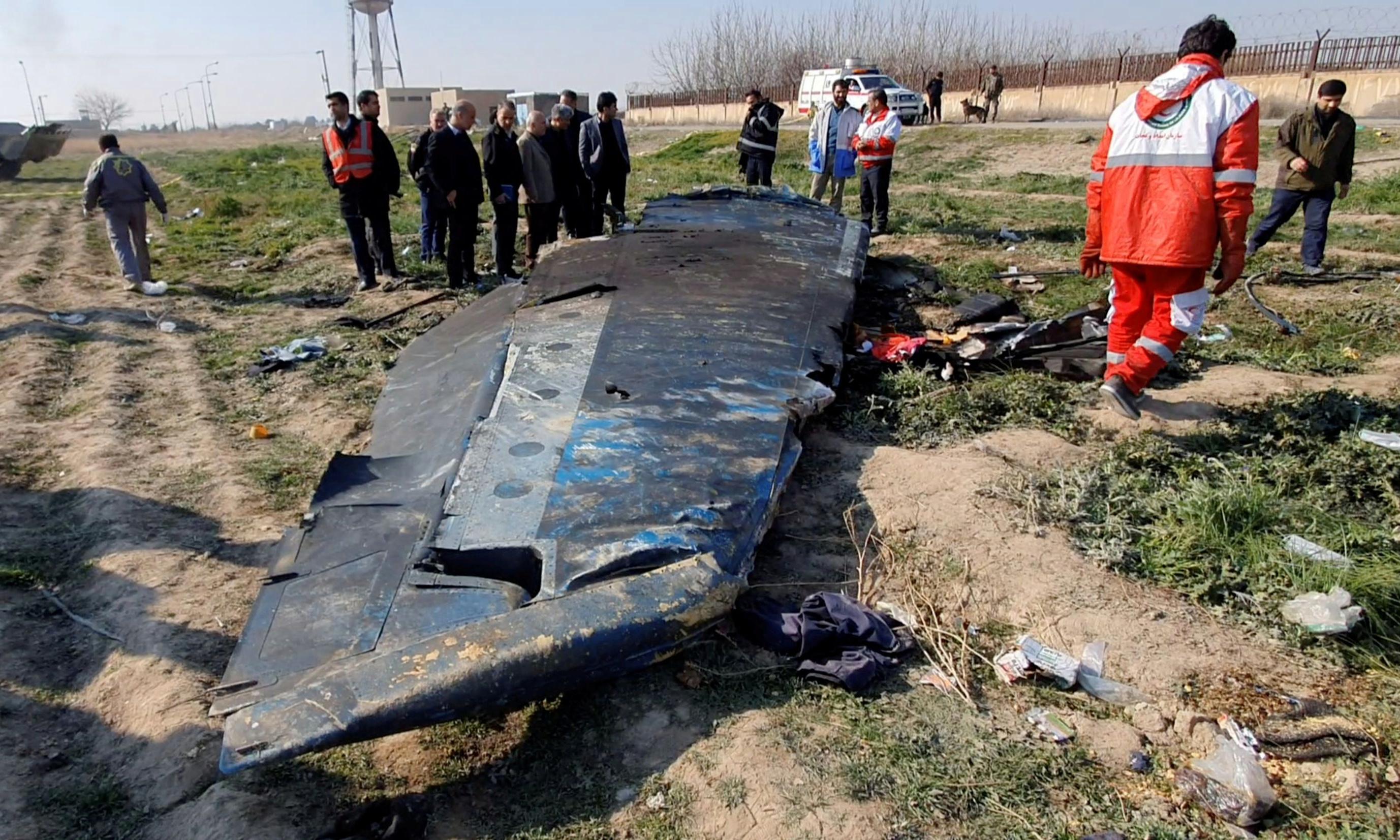 Iran under growing pressure to hand over Ukraine jet black box