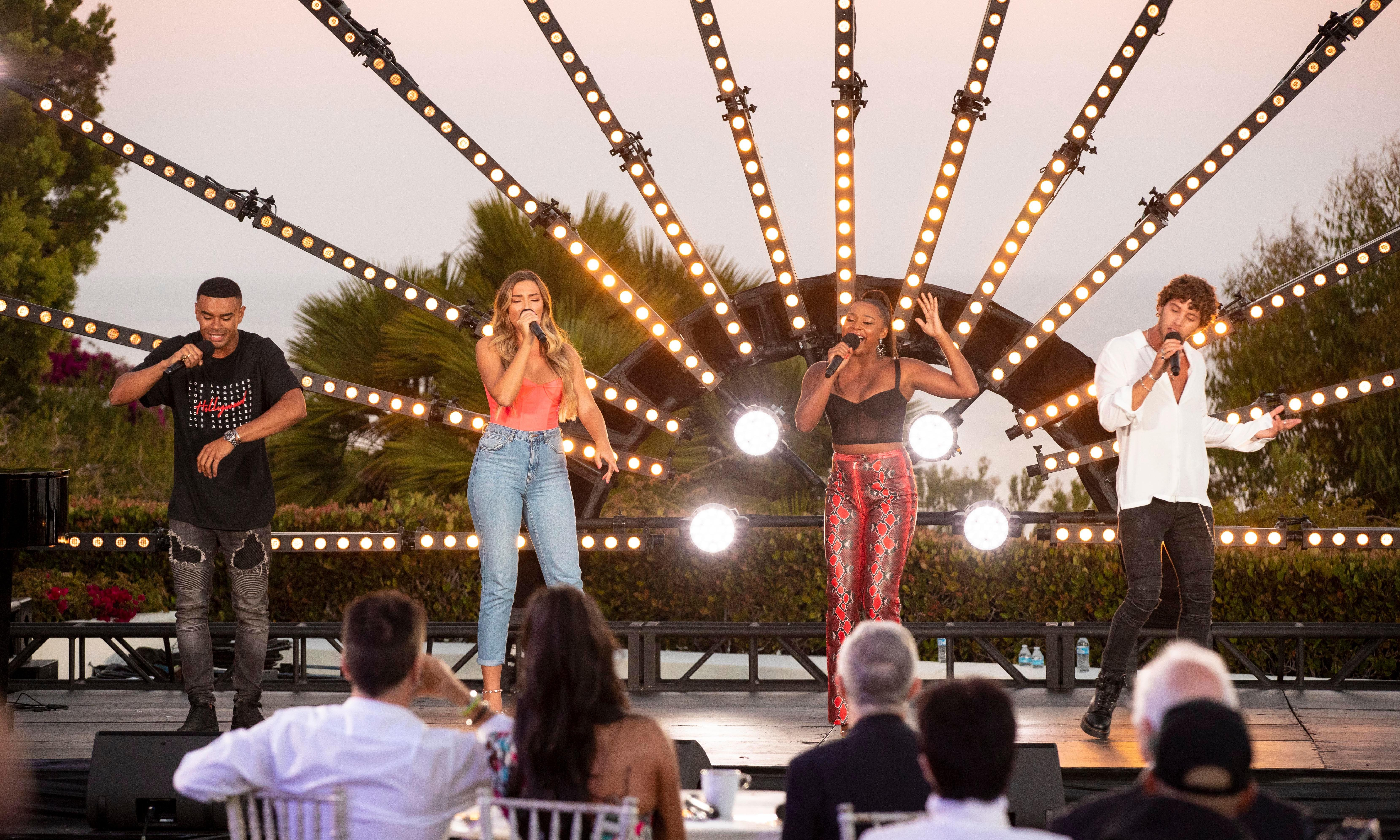 Wildly entertaining! The X Factor is actually worth watching again