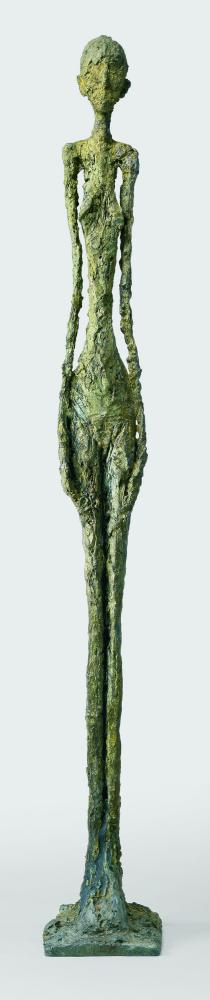 Standing Woman I (1960) by Alberto Giacometti