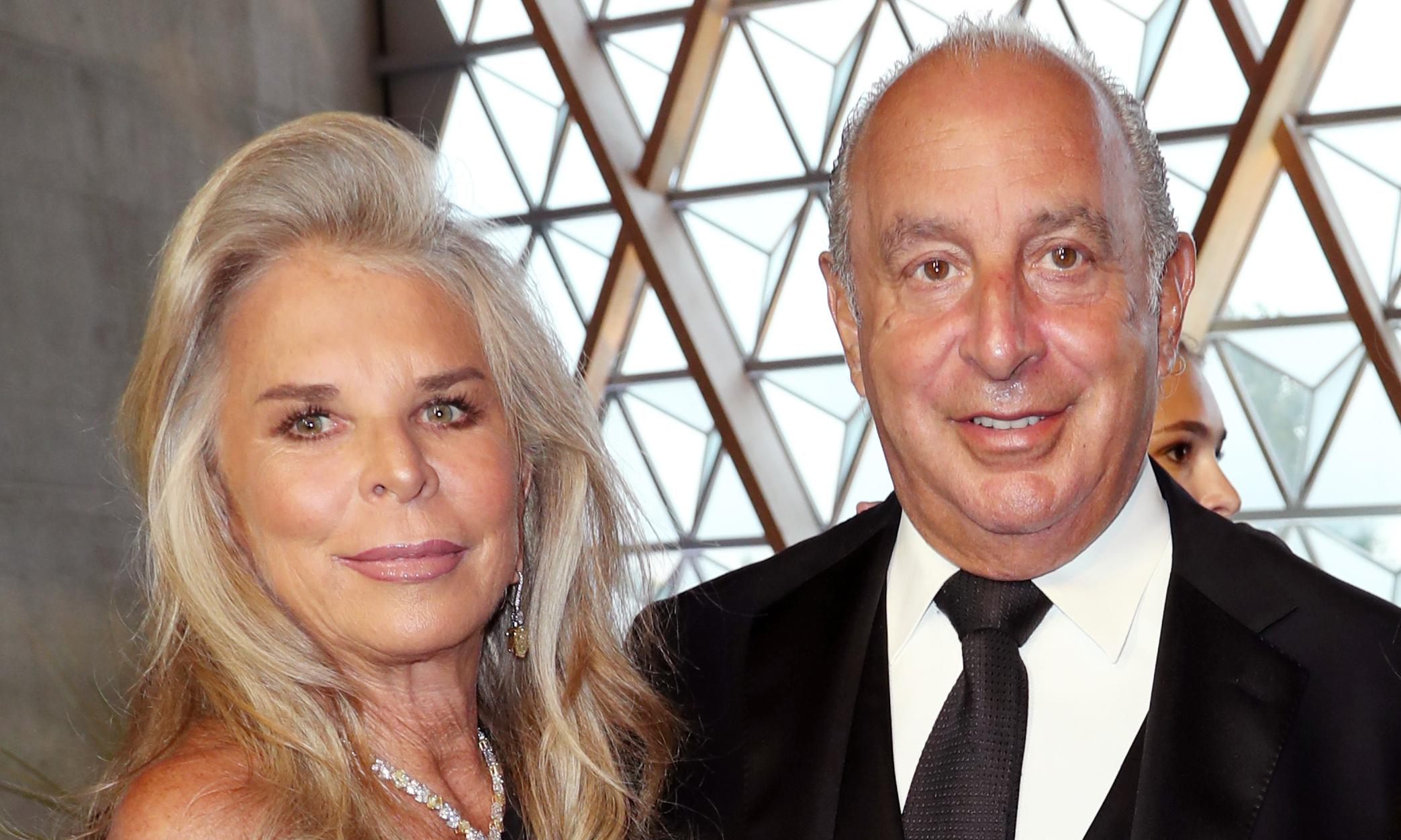 Does Philip Green think his offer stands a sporting chance?