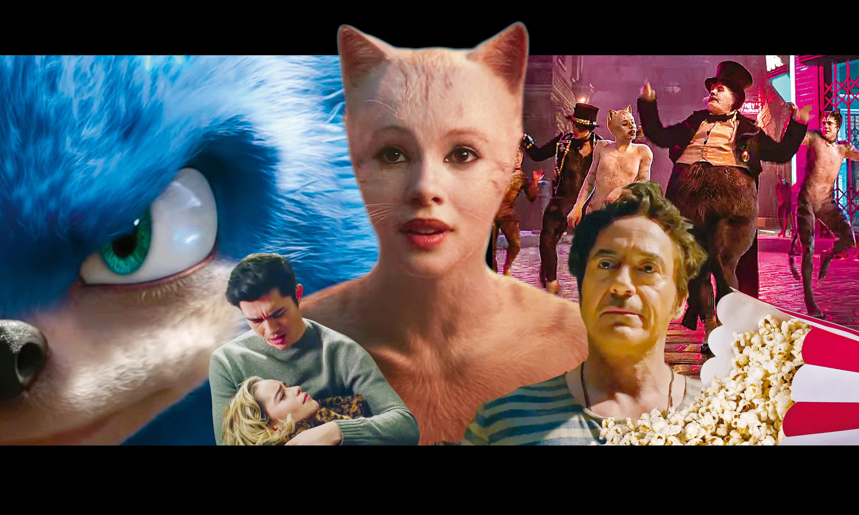 From Sonic to Cats: is 2019 the worst year for trailers ever?