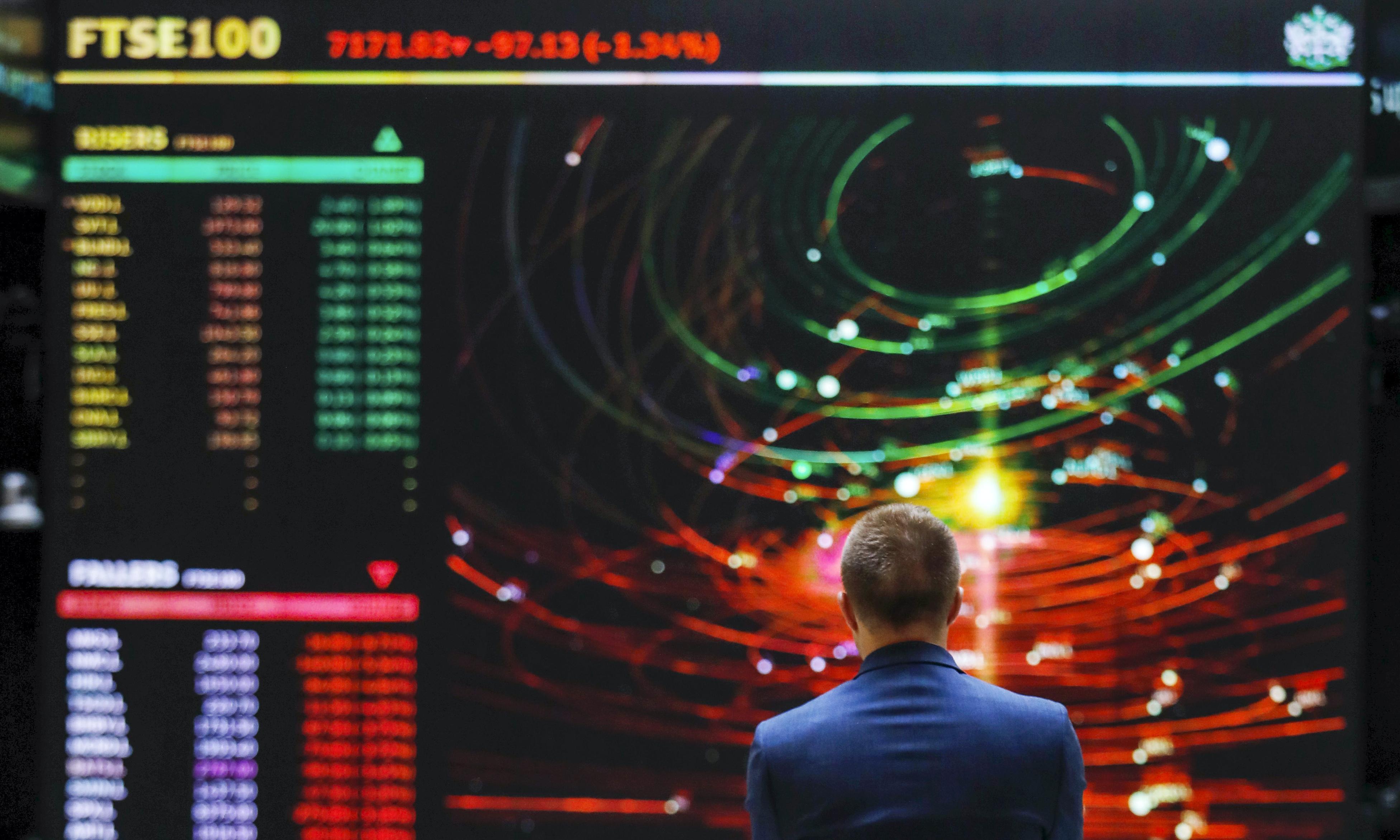Hong Kong stock exchange makes £32bn bid for London counterpart