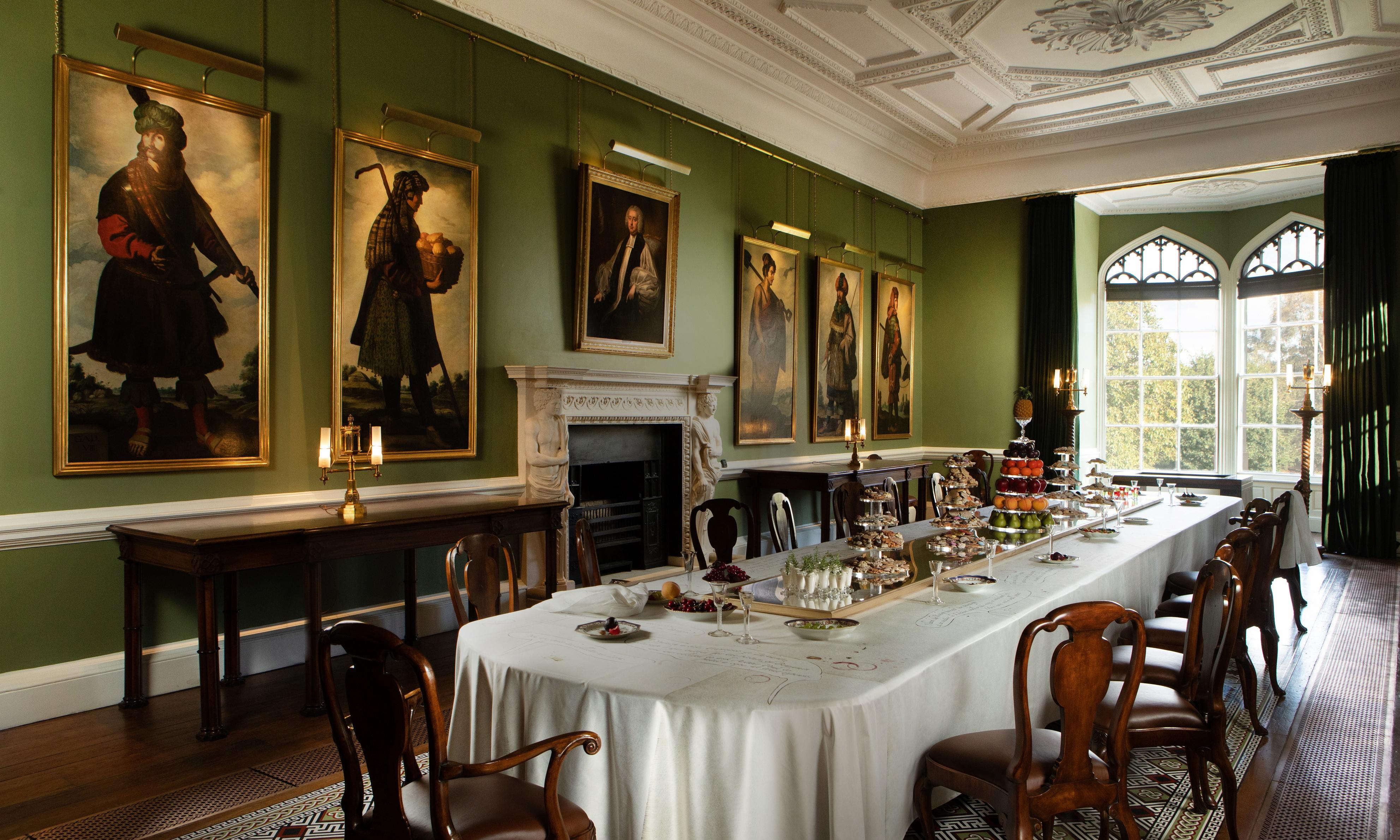 Auckland Castle has a long tradition of hospitality