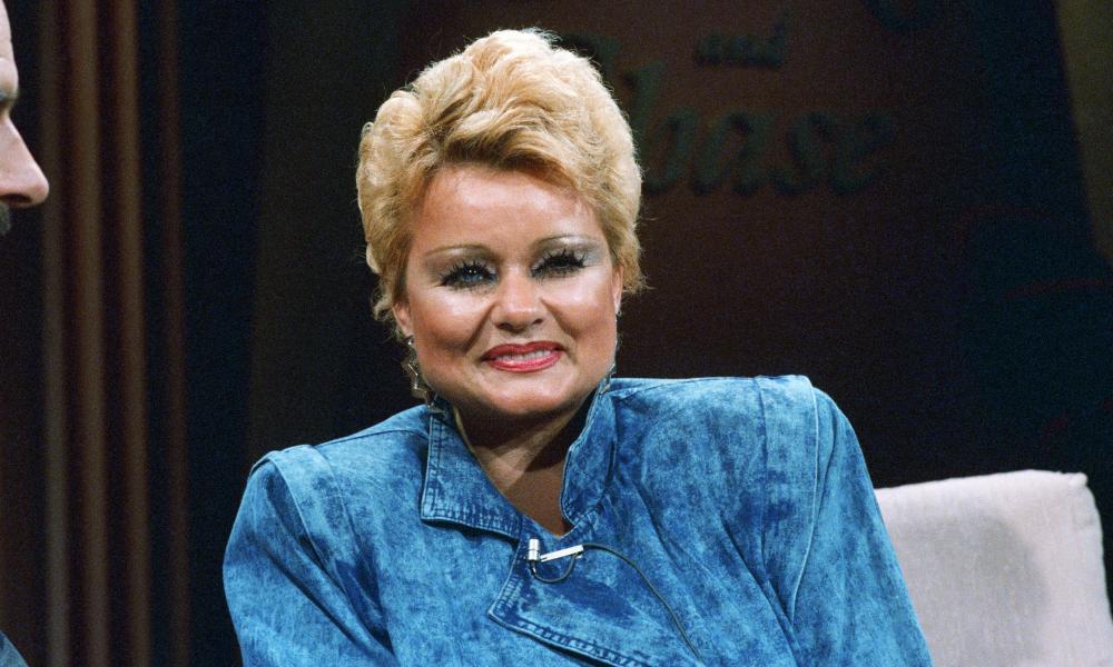 Tammy Faye Bakker in 1987