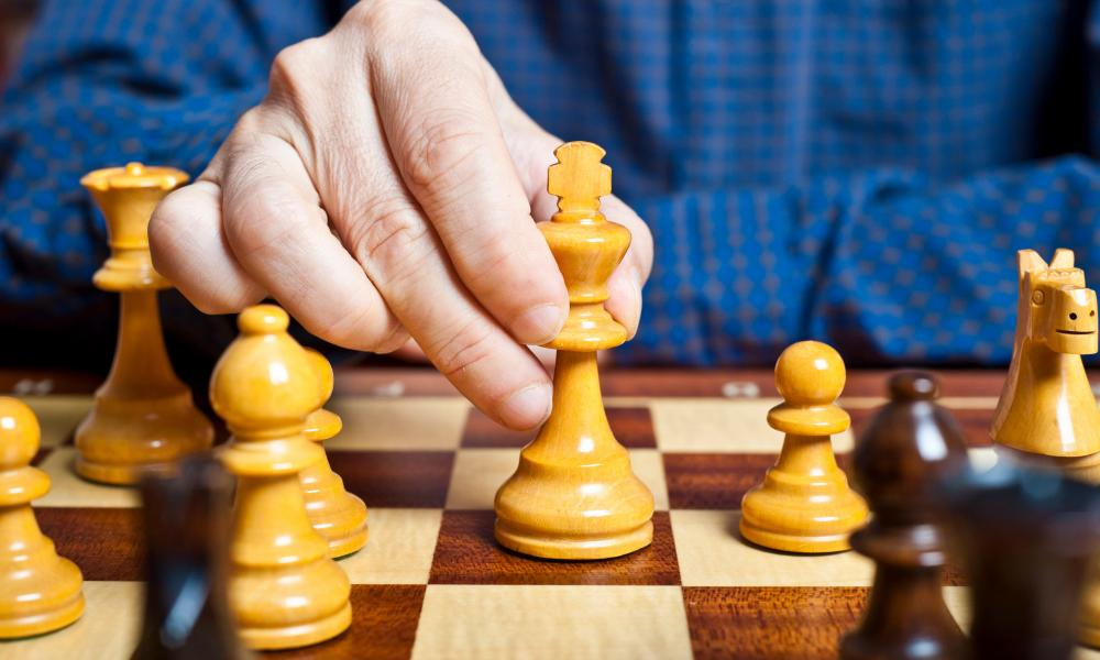 Scientists in Germany studied the effect of modafinil on expert chess players.