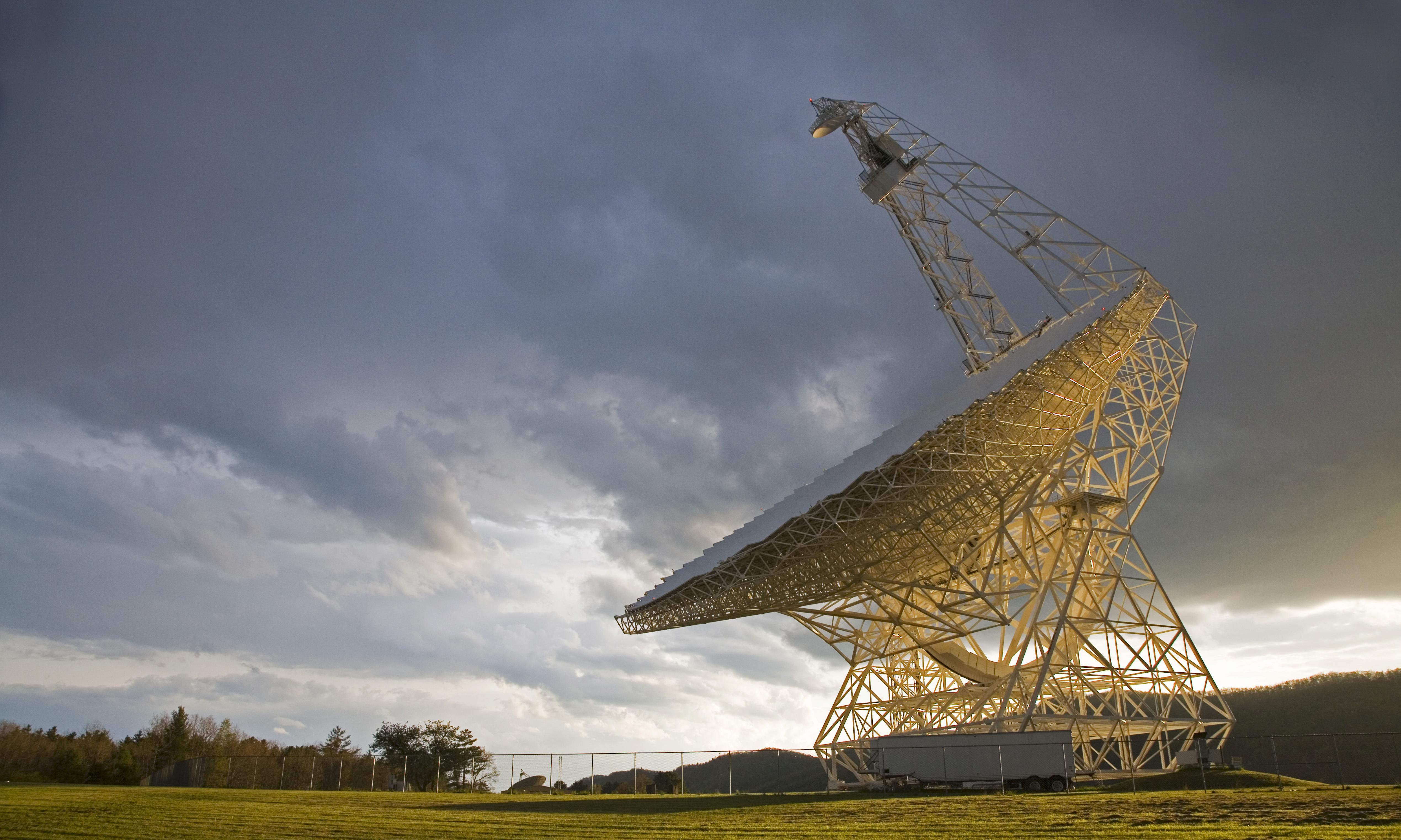 It's quiet out there: scientists fail to hear signals of alien life
