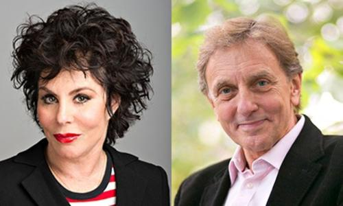 Ruby Wax and Sir Colin Blakemore