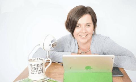 The Social Bee podcast host Louise Brogan