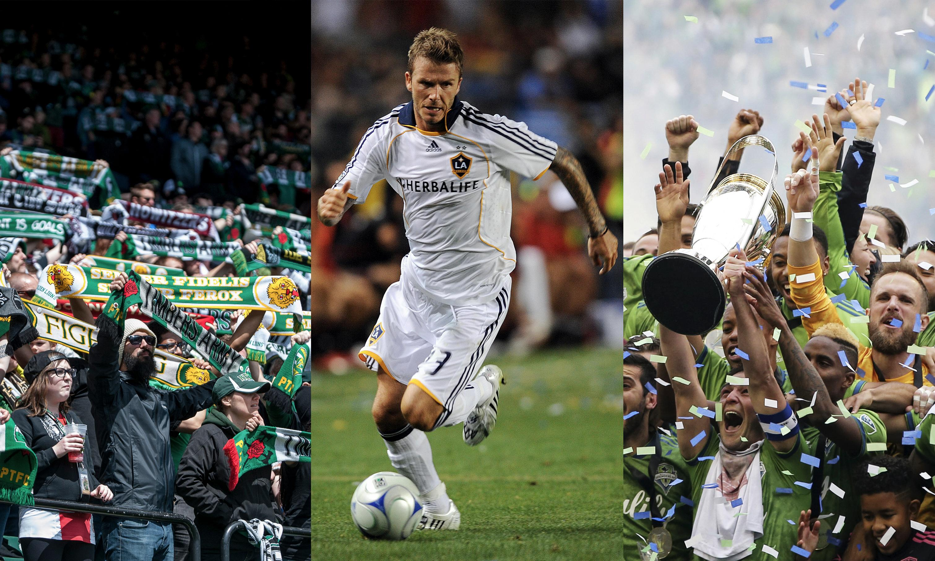 Foreign stars, $325m fees and an eye on Mexico: MLS approaches Season 25
