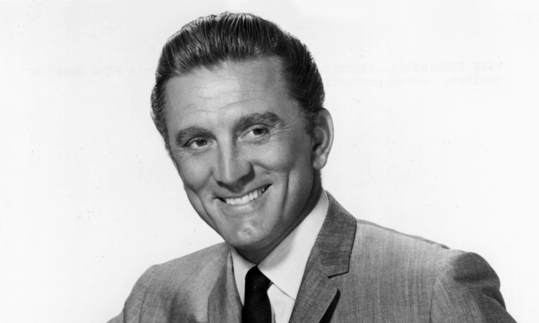 Kirk Douglas – not the last of the greats