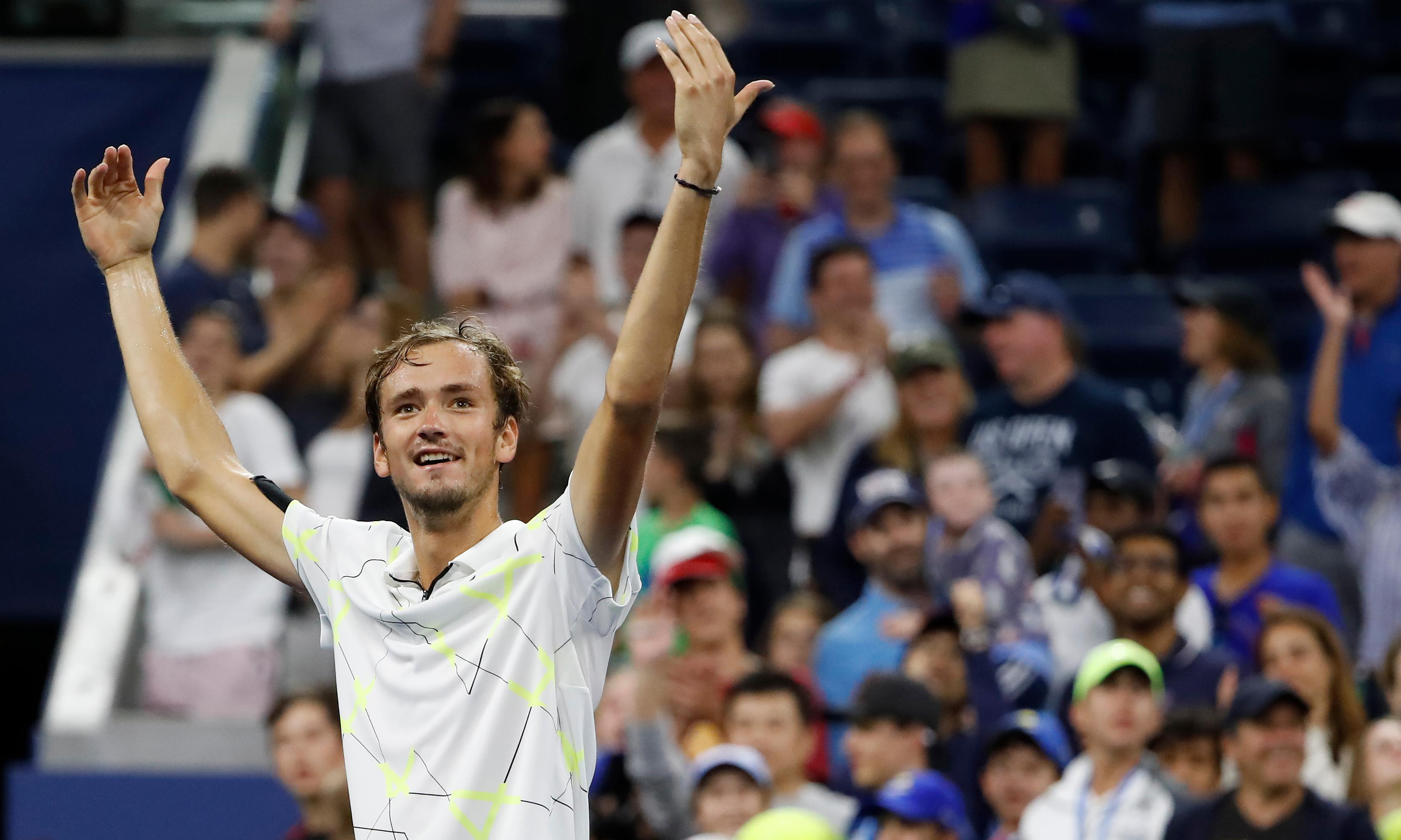 US Open is the dignity-swerving slam where tennis bad boys thrive