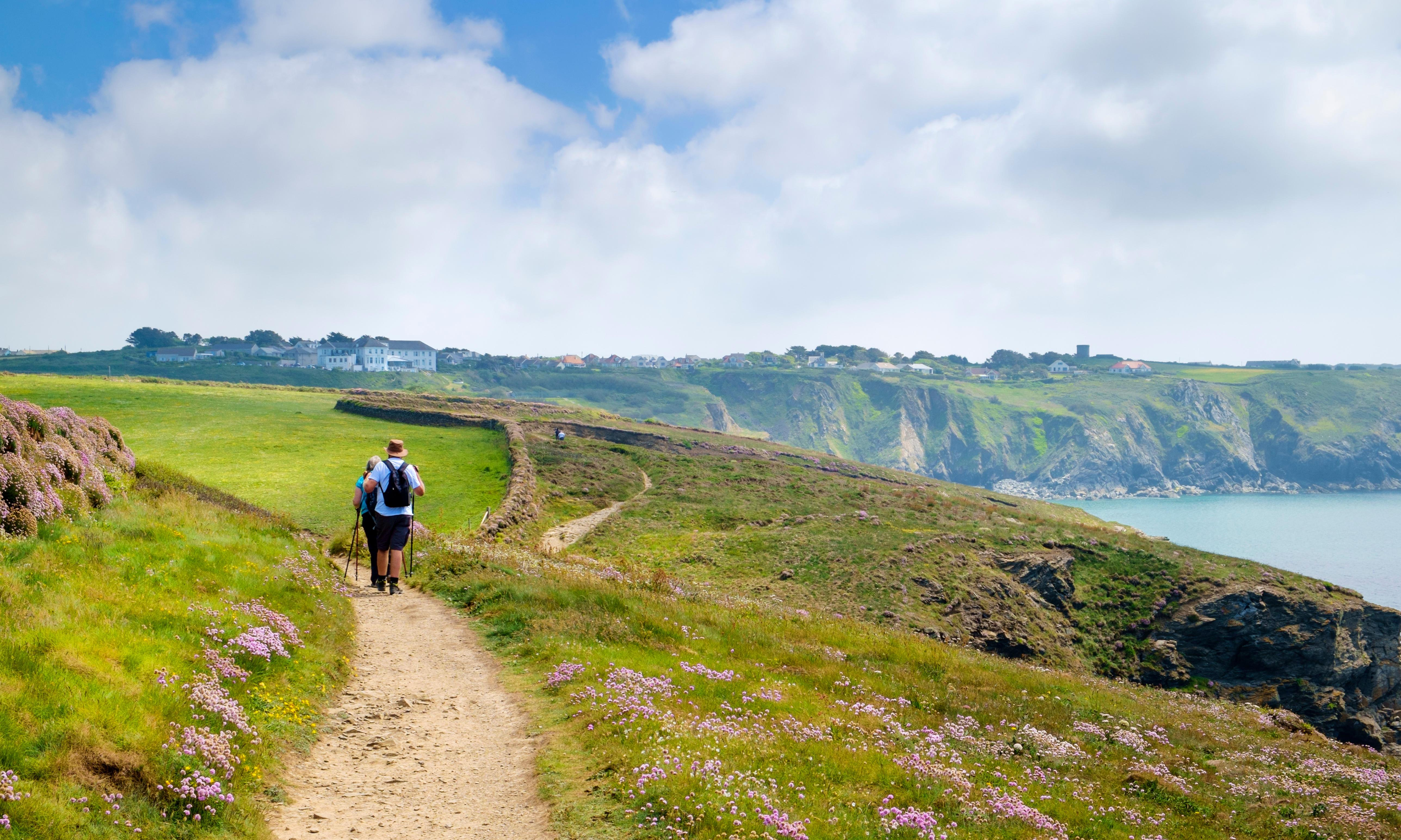 Uncrowded Cornwall: fine food and walking on the Lizard
