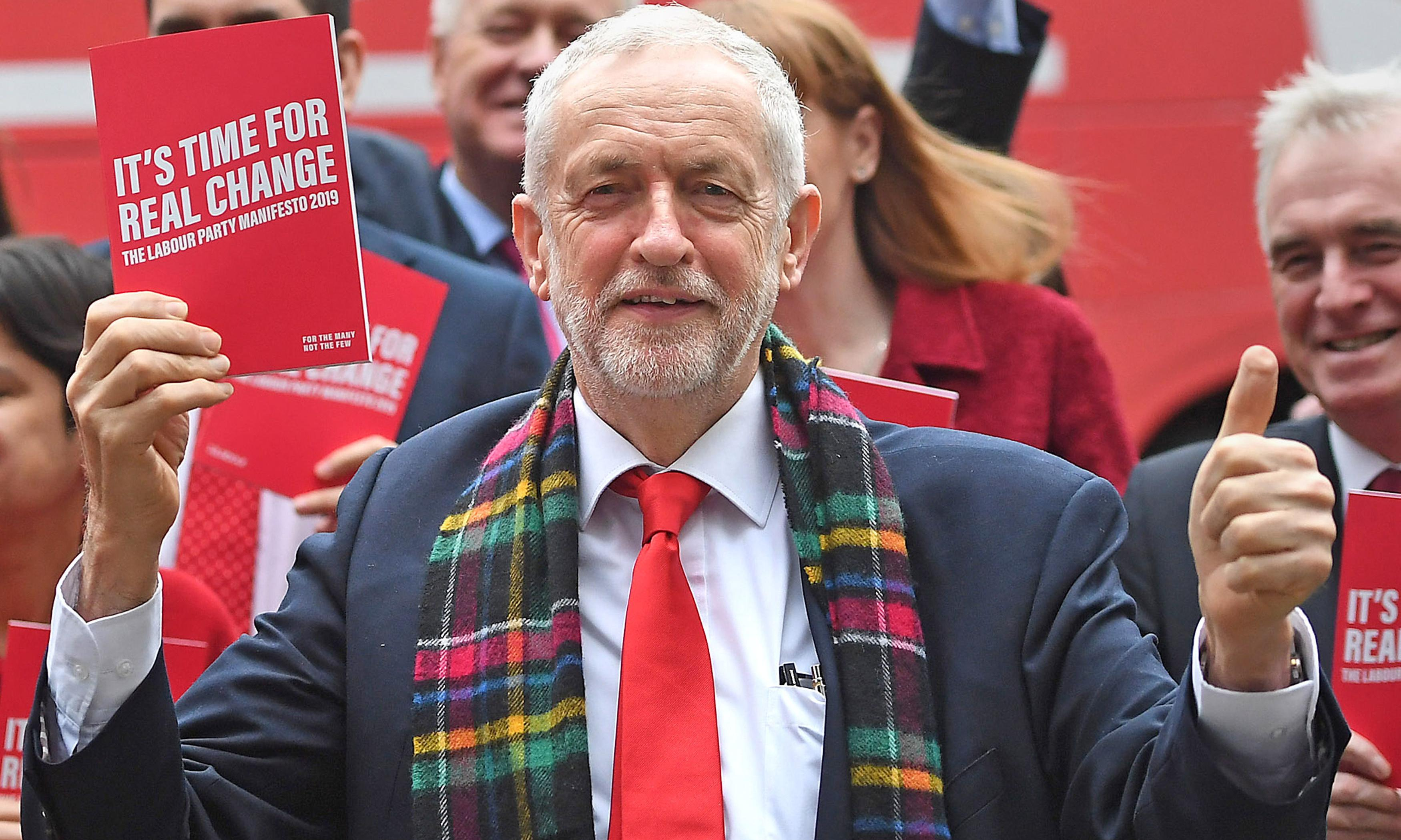 Zero chance of a Labour majority? Maybe. But Corbyn doesn't need one