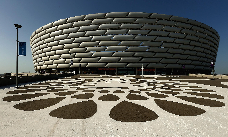 Amnesty: Don't let Azerbaijan hide human rights abuses behind football