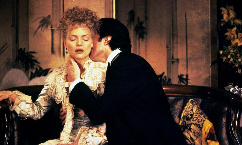 Pfeiffer Daniel Day-Lewis The Age of Innocence