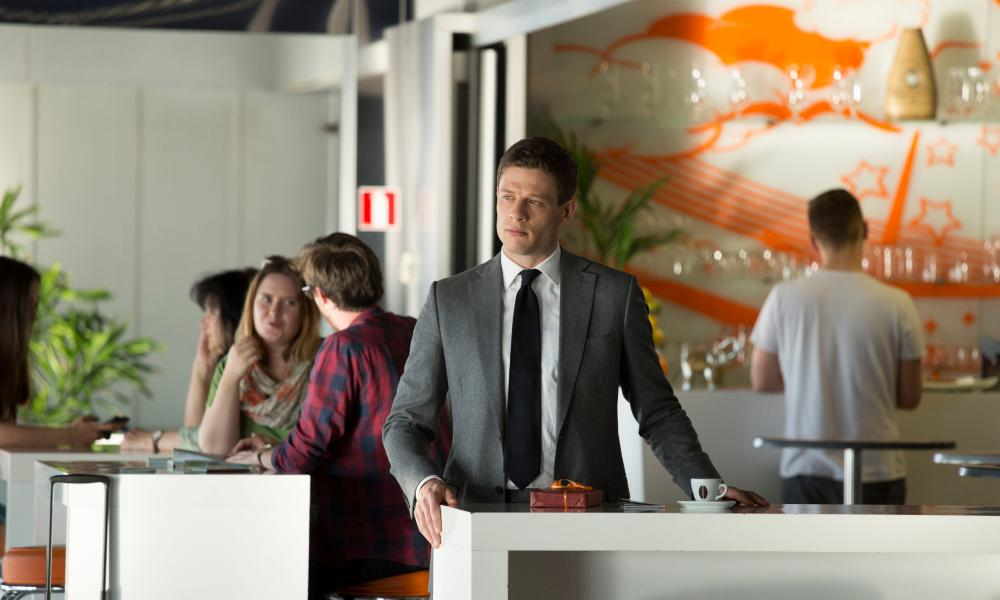 Alex Godman (James Norton) in McMafia