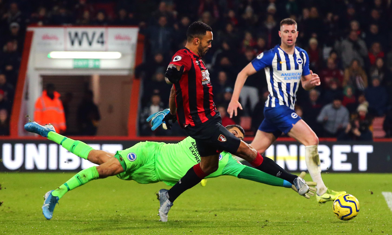Harry and Callum Wilson's goals help Bournemouth surge past Brighton