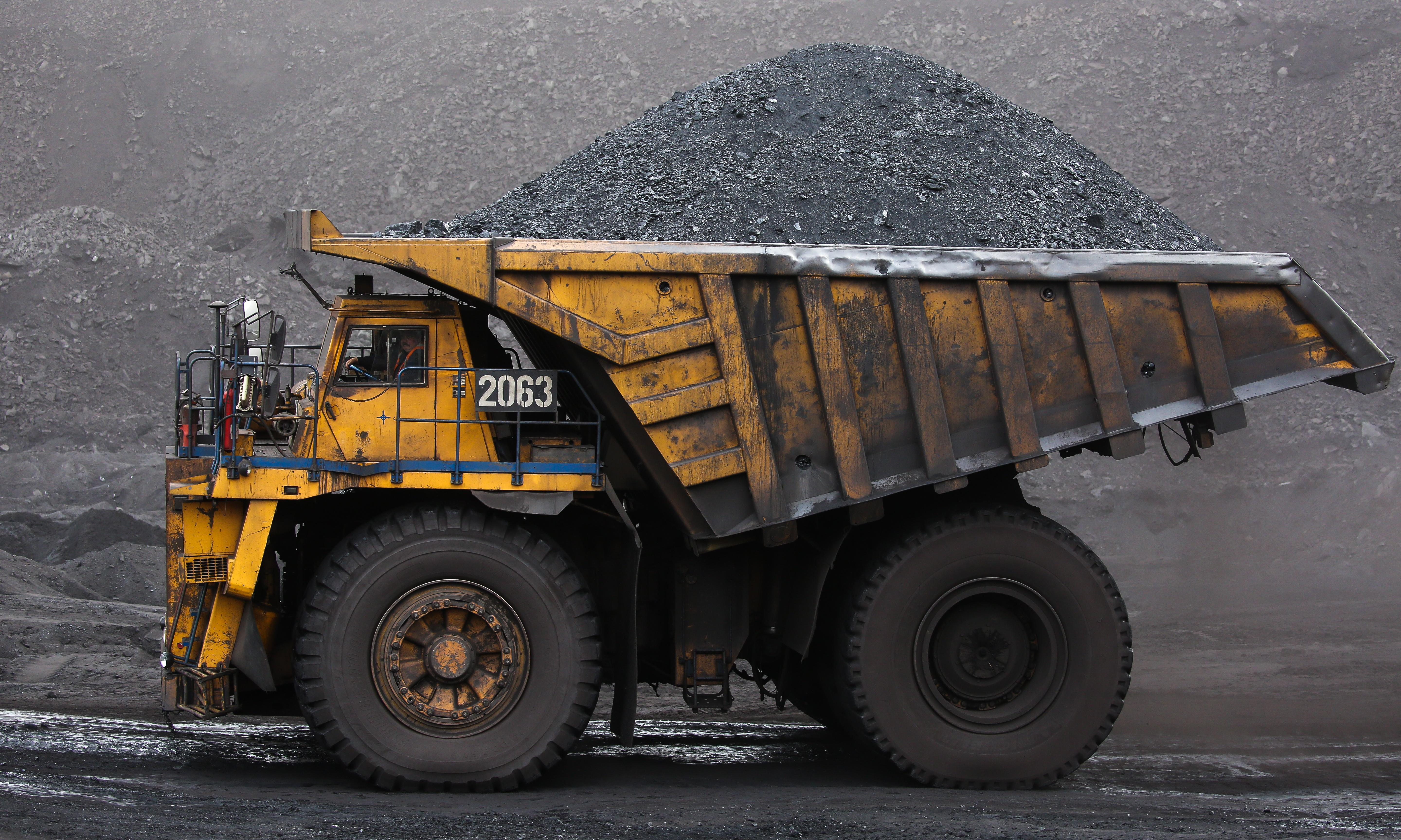 Methane emissions from coalmines could stoke climate crisis – study