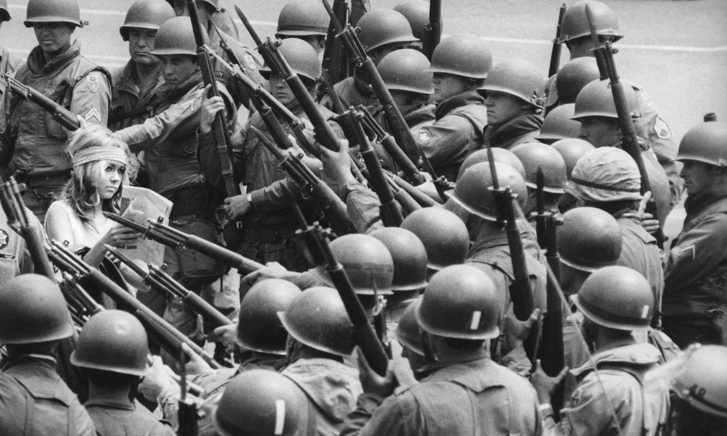 The Battle for People's Park, Berkeley 1969: when Vietnam came home