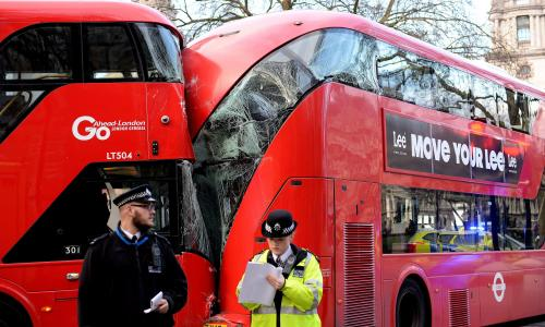 My family was hit by a bus driver with road rage. TfL needs to treat staff better