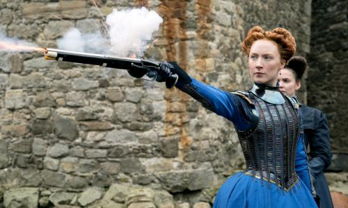 Mary Queen of Scots review – Saoirse Ronan and Margot Robbie's cousinmance