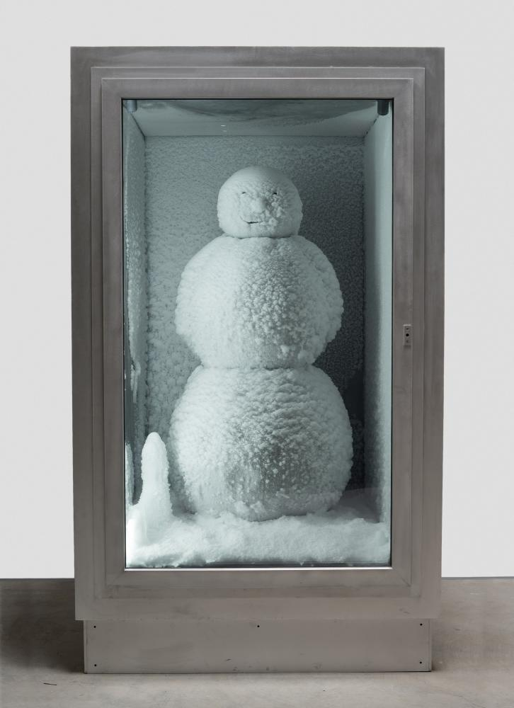Peter Fischli and David Weiss - Snowman