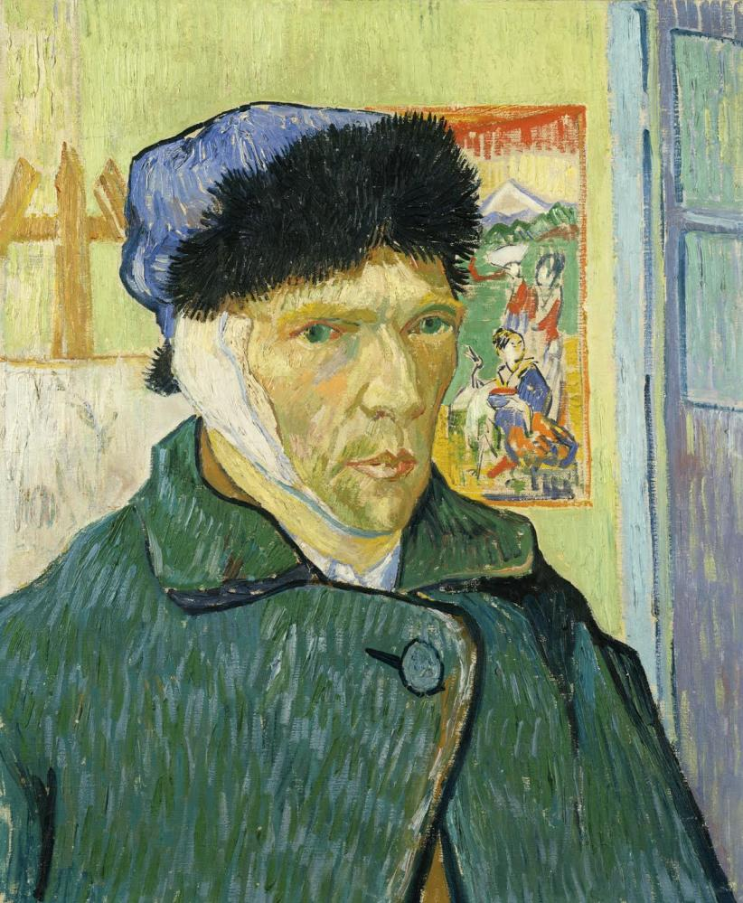 The whole truth about Van Gogh\'s ear, and why his \'mad genius\' is a ...