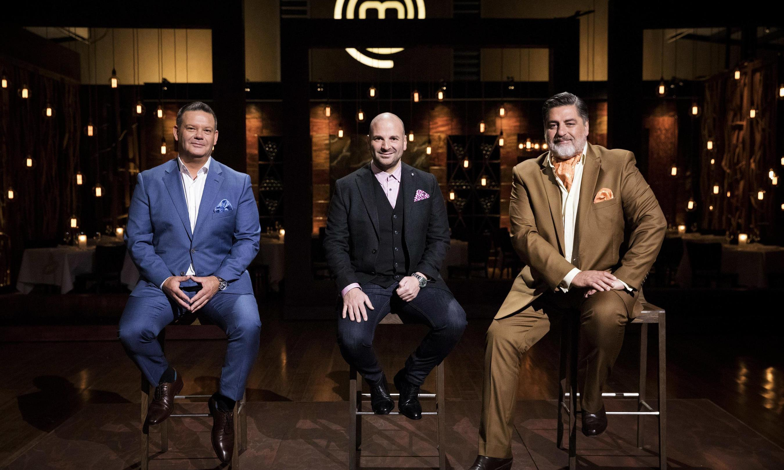 Open thread: who should be the new MasterChef judges?