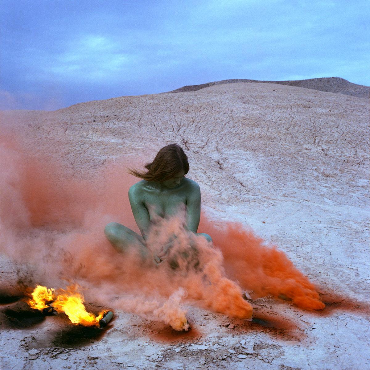 Judy Chicago's Immolation IV: an avenging goddess
