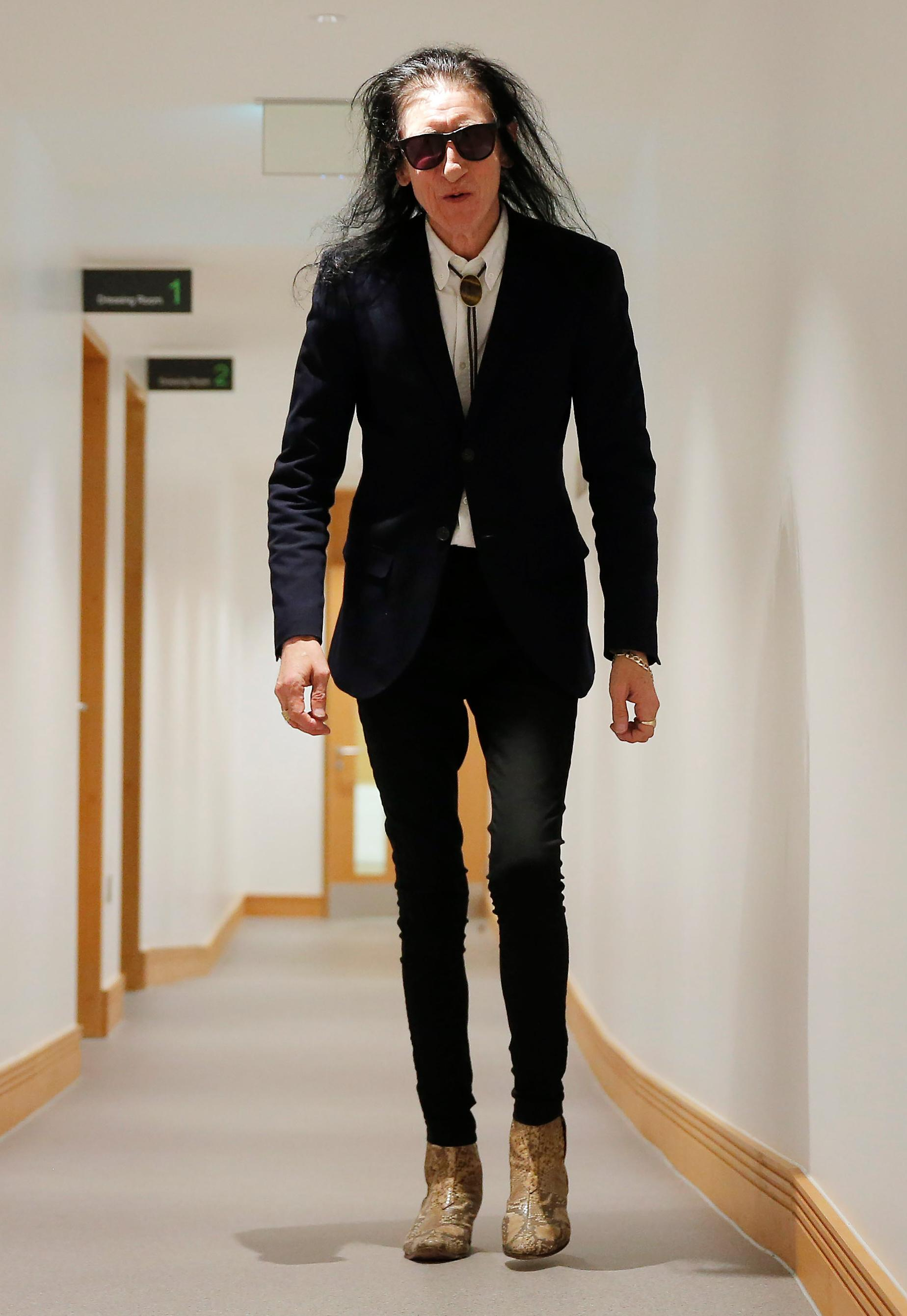 John Cooper Clarke: 'I've dressed the same way since 1965'