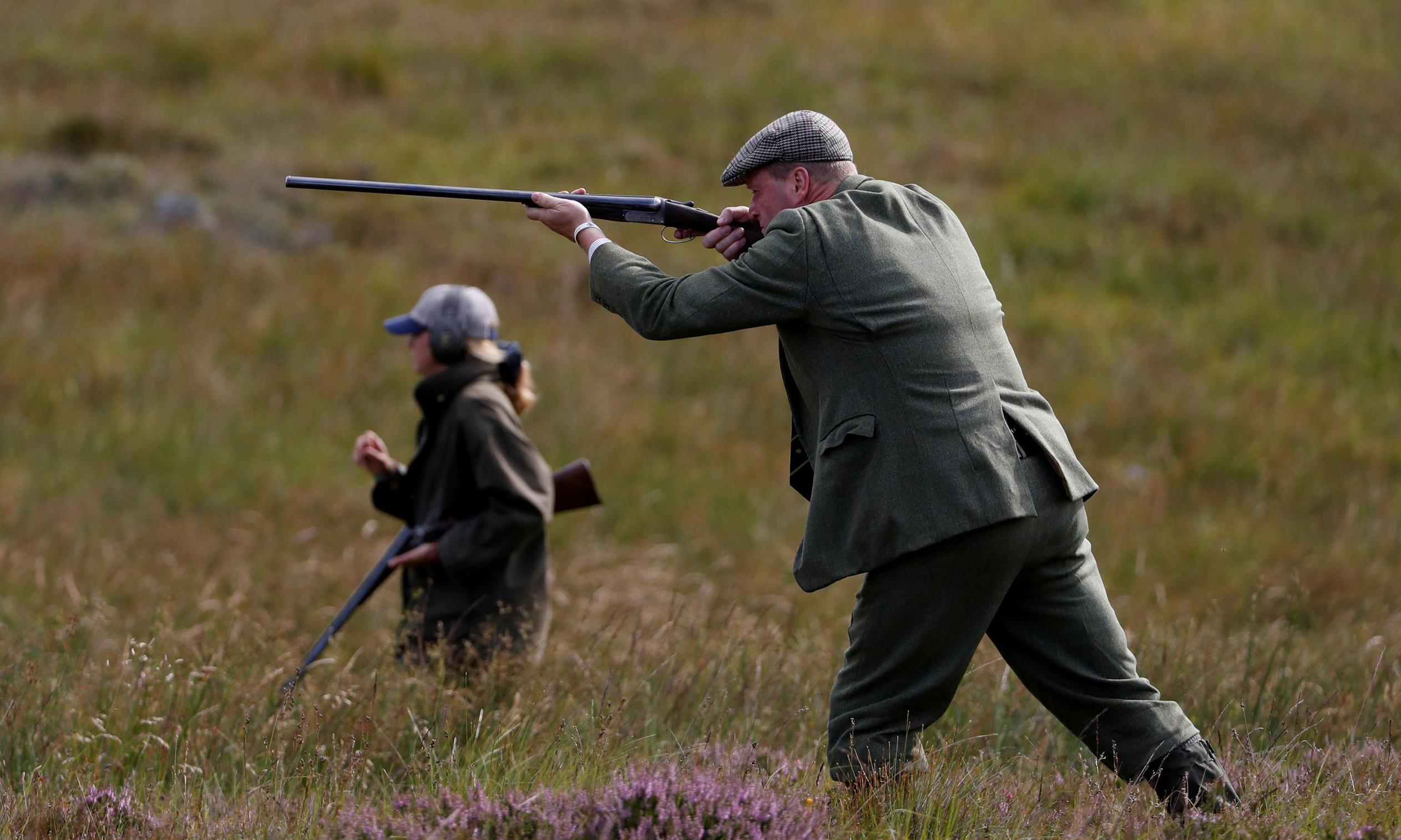 Grouse moors owners threatened government with legal action