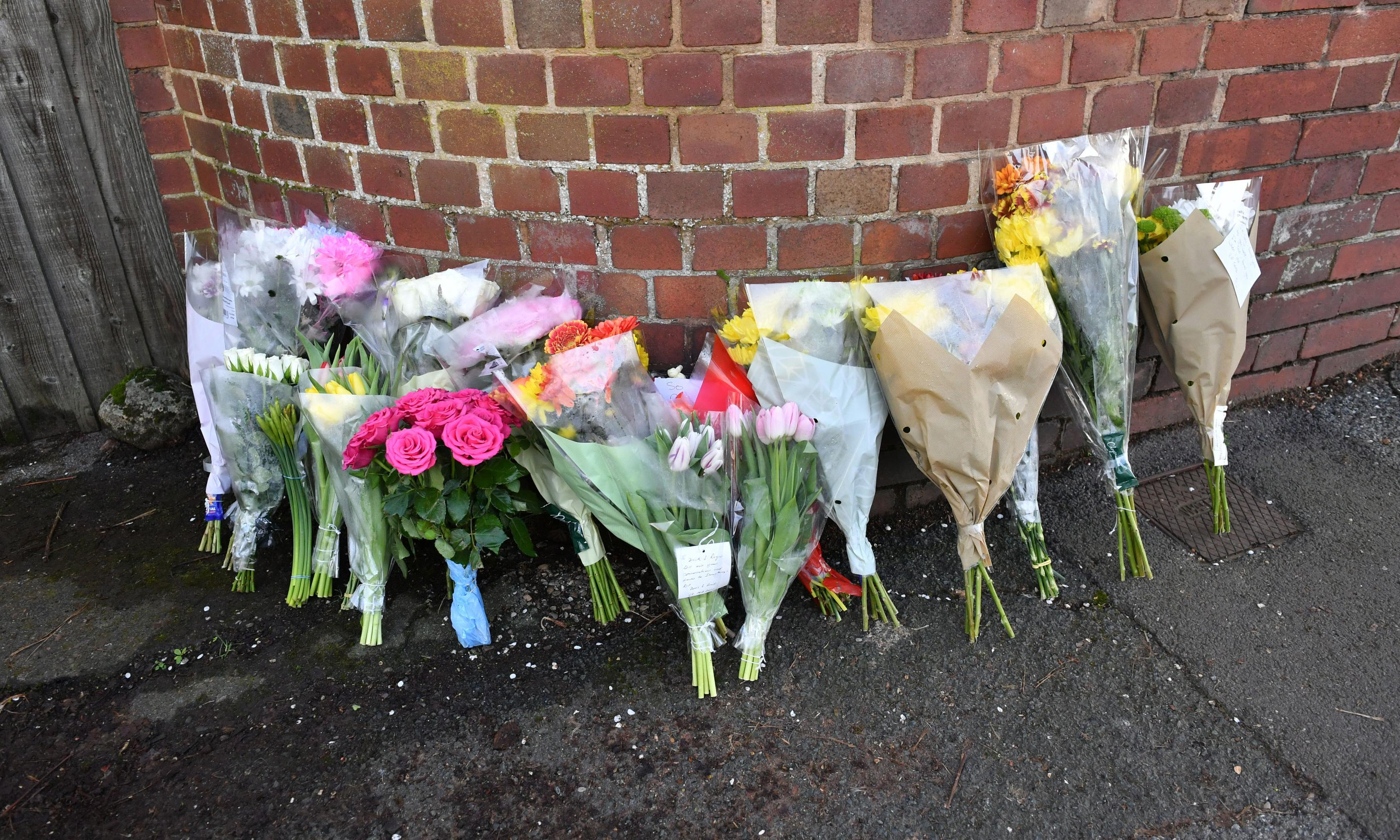 Man charged with murder of three Exeter men in their 80s