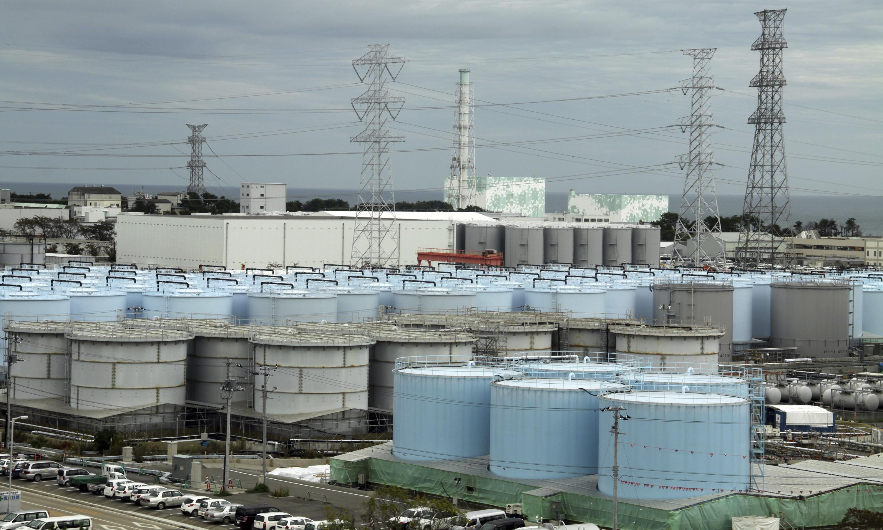 Fukushima radioactive water should be released into ocean, say Japan experts