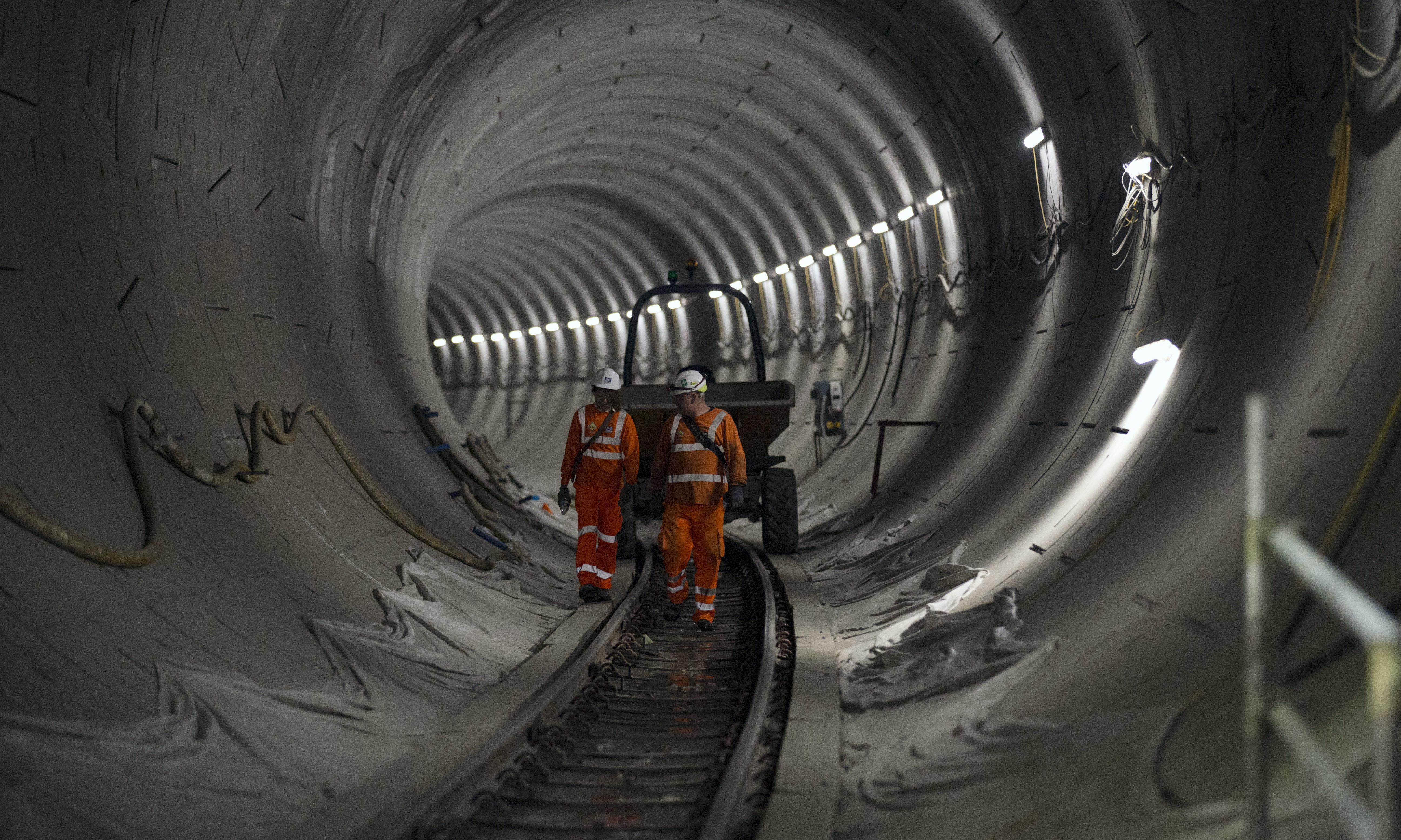 Crossrail delays will cost TfL up to £1.35bn in lost revenue